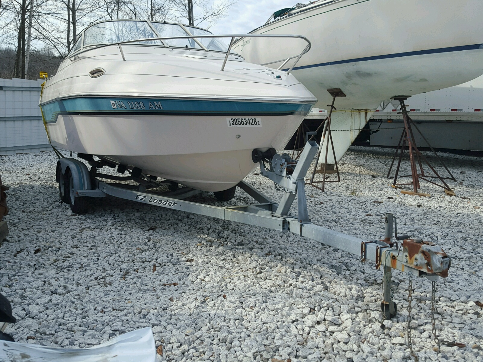 Salvage 1994 Donzi BOAT for sale