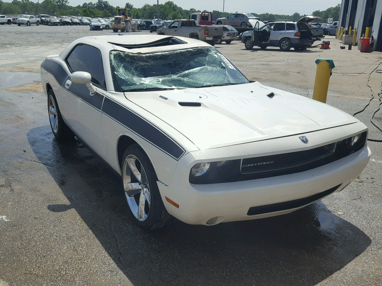 Salvage 2010 Dodge CHALLENGER for sale