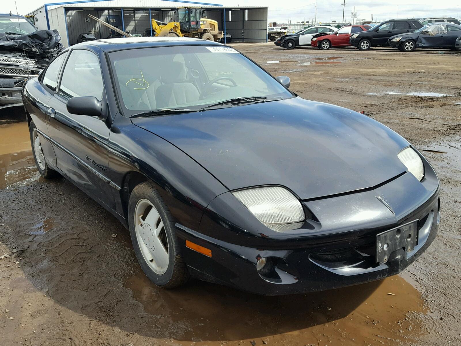 1997 PONTIAC SUNFIRE GT #1 ...