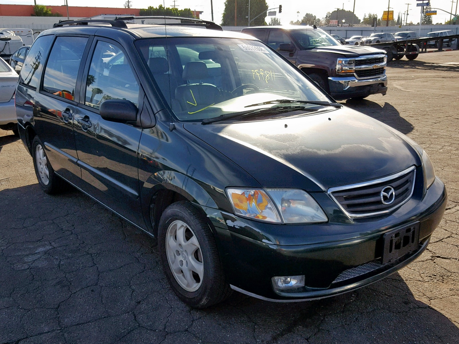 339fd84424 2001 Mazda Mpv Wagon 2.5L 6 in CA - Van Nuys (JM3LW28Y610204103) for Sale
