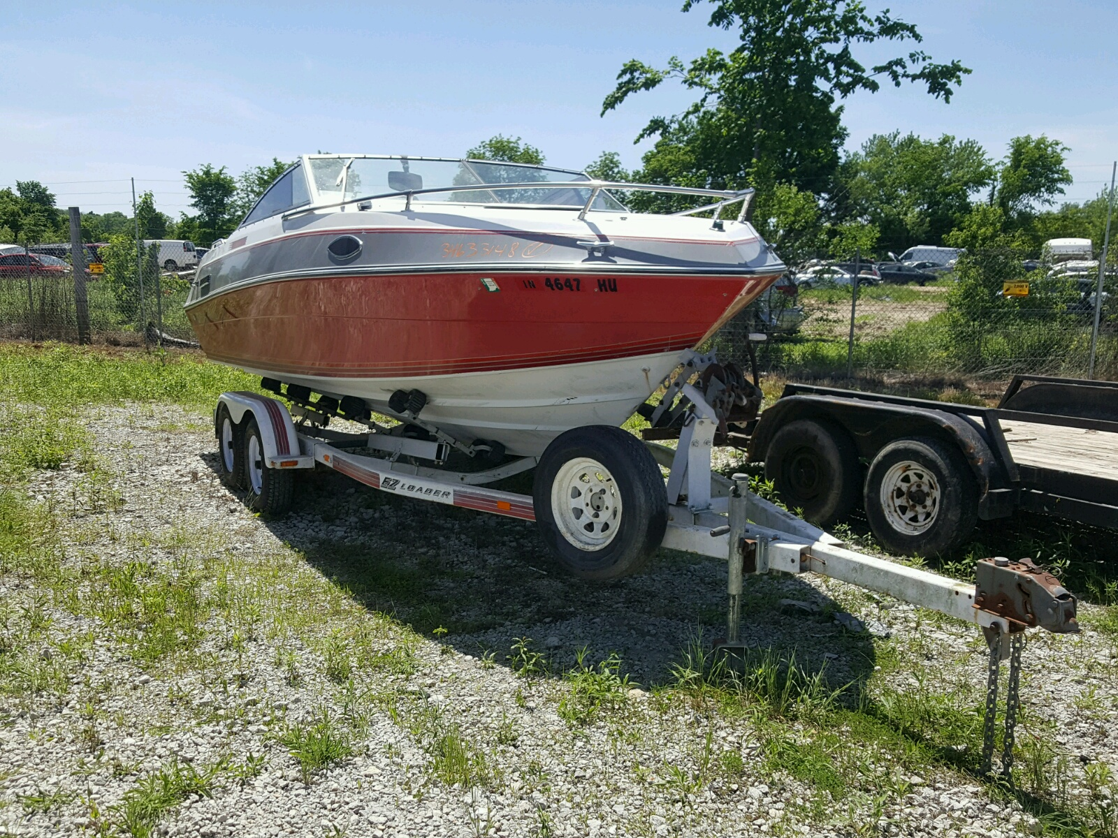 Salvage 1989 Four Winds SUNDOWNER for sale
