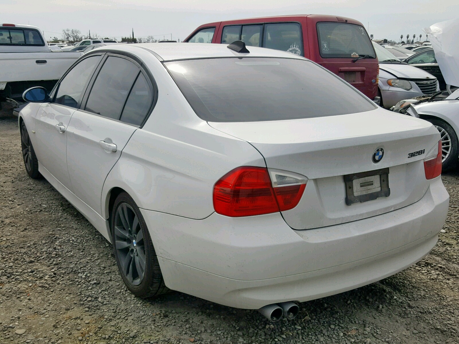 Auto Auction Ended on VIN: WBAVA33508KX88822 2008 Bmw 328 I