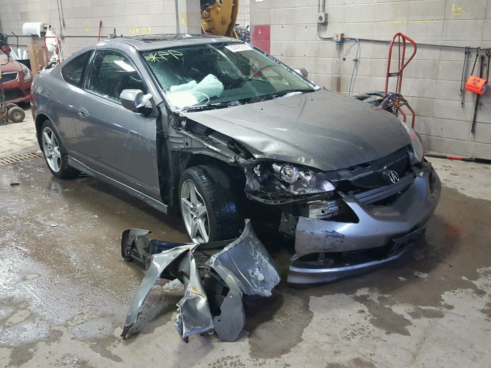 acura fwd rsx type hatchback used sale for s