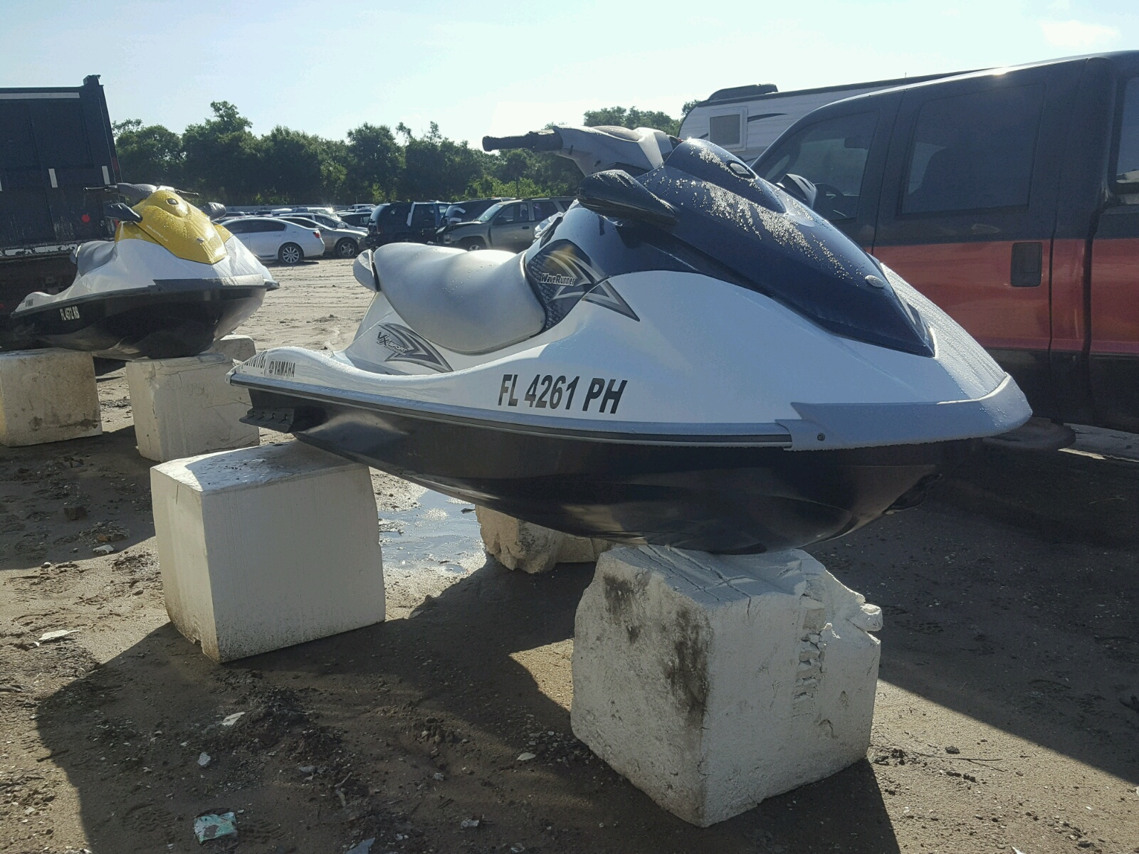 Salvage 2012 Yamaha JETSKI for sale