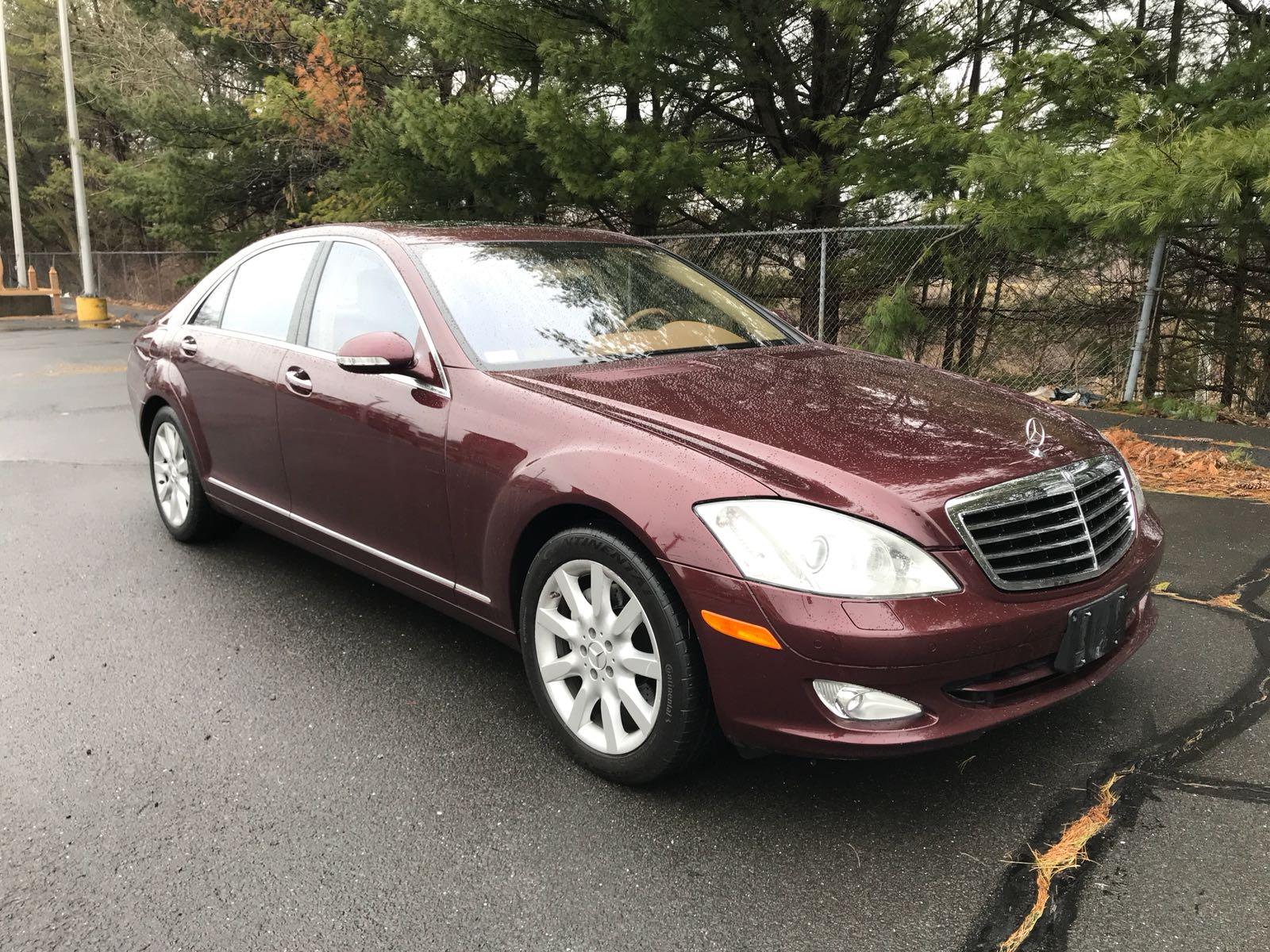 Auto Auction Ended On Vin Wdddj75x86a077186 2006 Mercedes Benz Cls 500 2007 S 550 55l