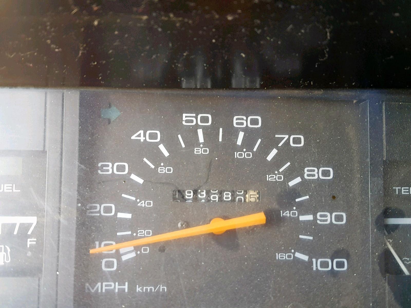 1990 Nissan D21 Short
