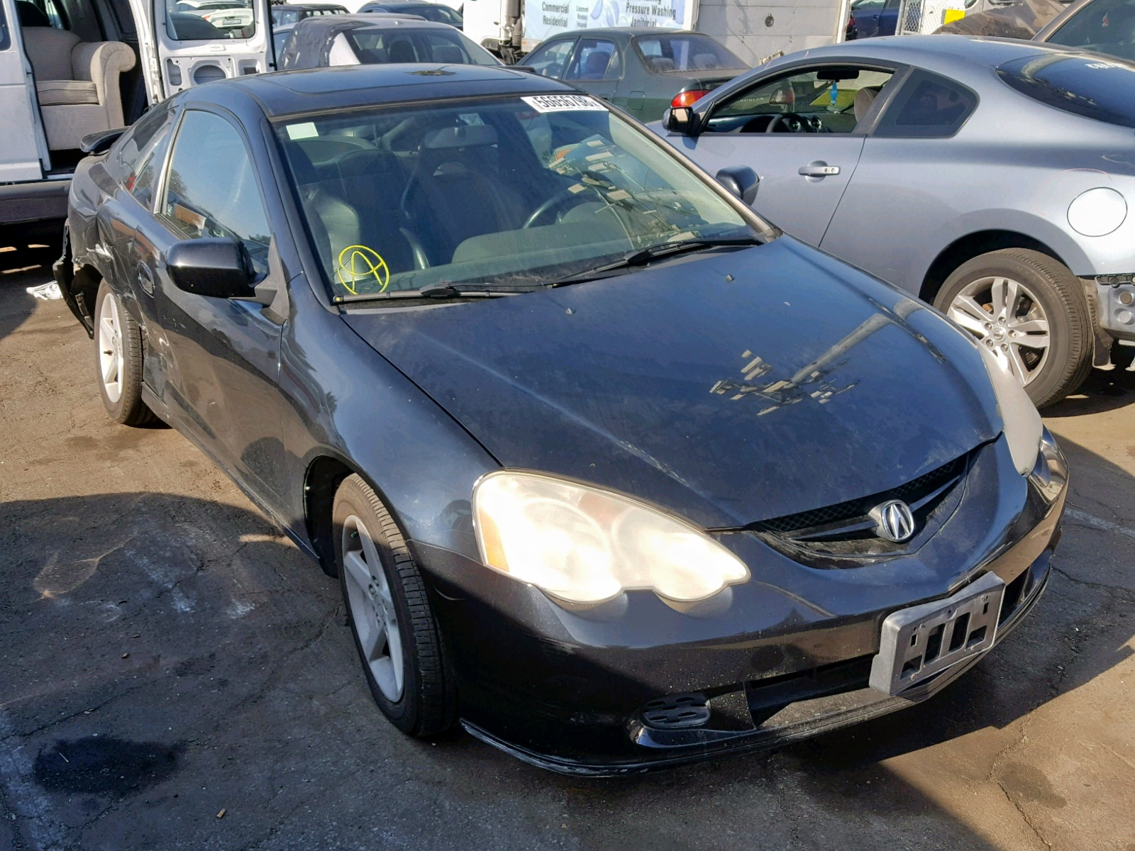 Salvage 2004 Acura RSX TYPE-S for sale