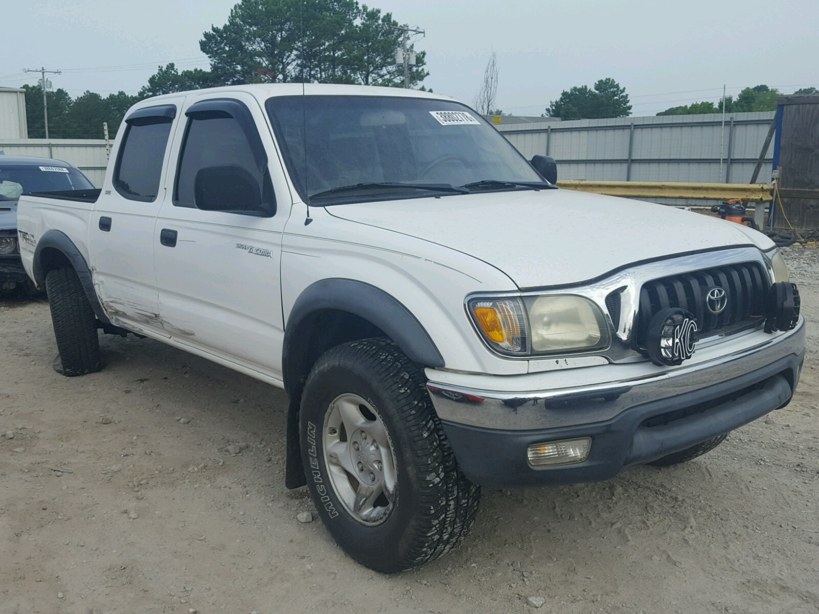 2004 Toyota Ta a DOU for sale at Copart Florence MS Lot
