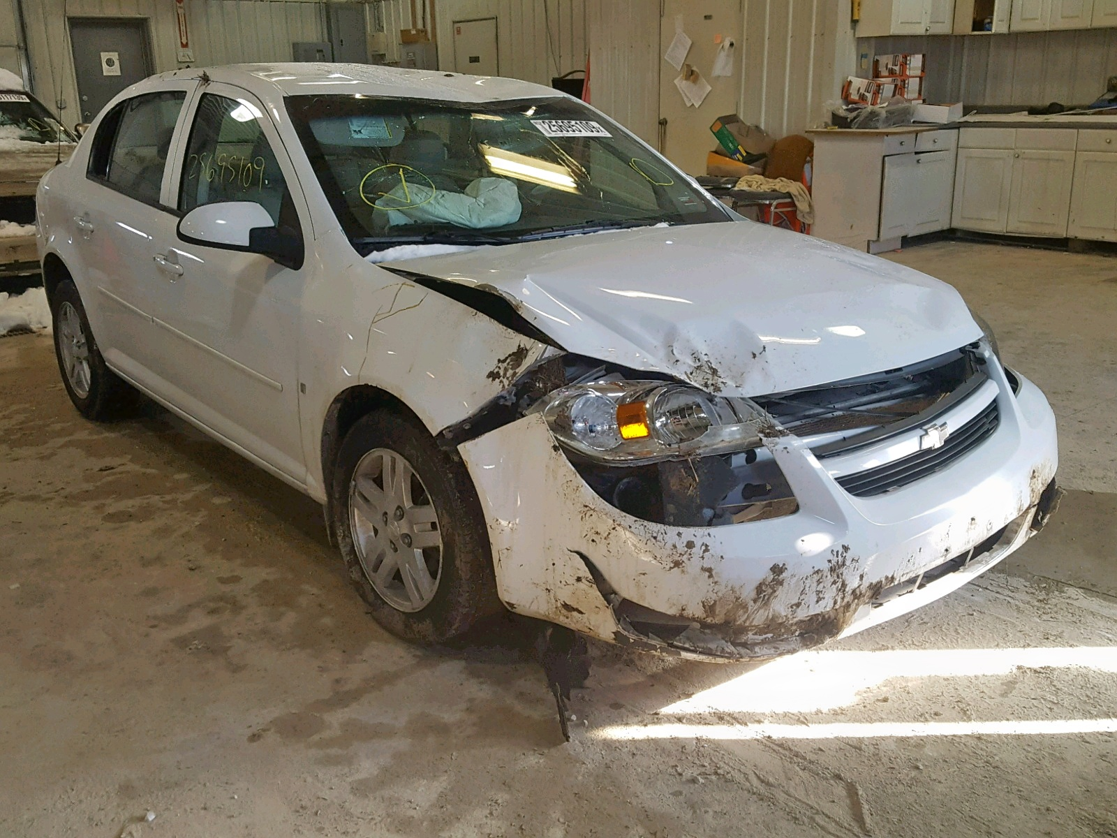Salvage 2006 Chevrolet COBALT LT for sale