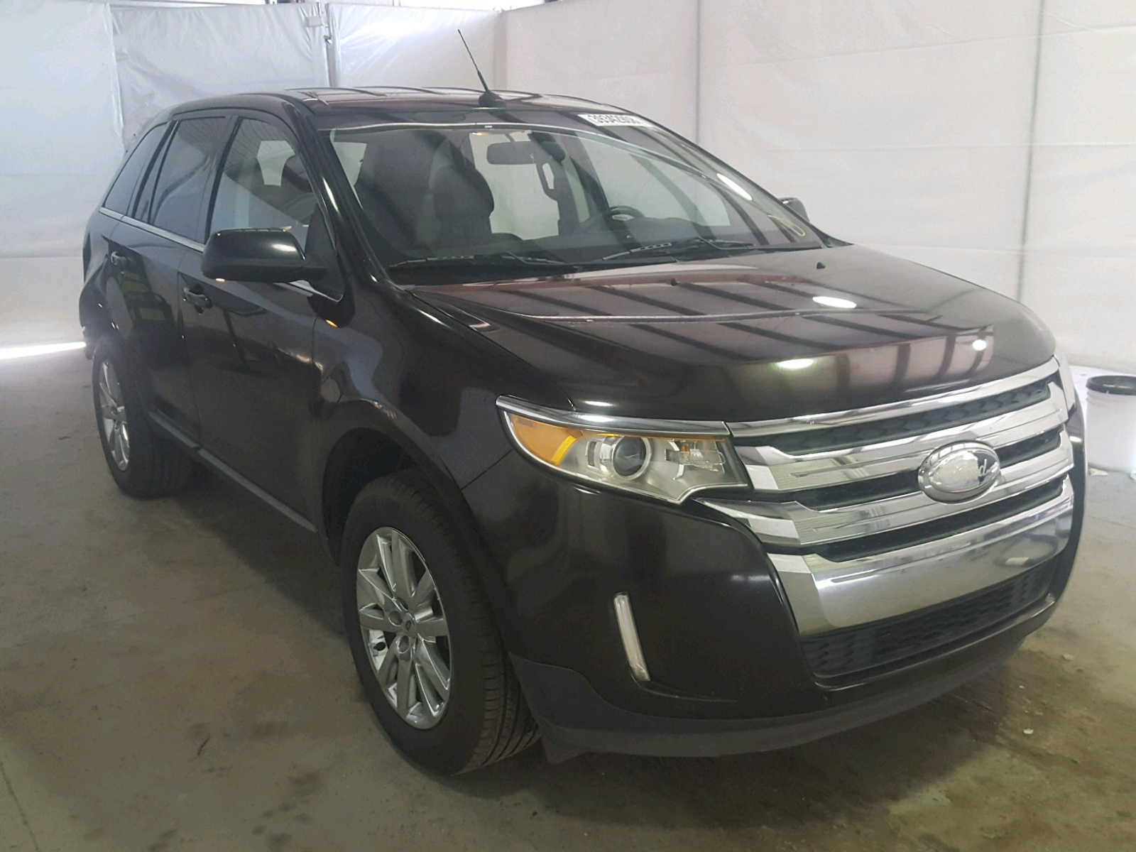 2013 Ford Edge Limited for sale at Copart Savannah GA Lot