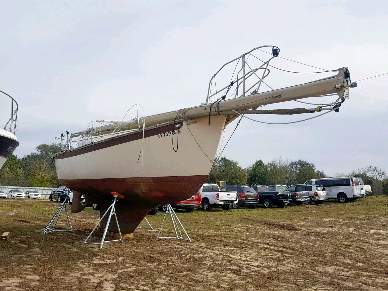 Salvage 1979 Boat ALAJUELA for sale