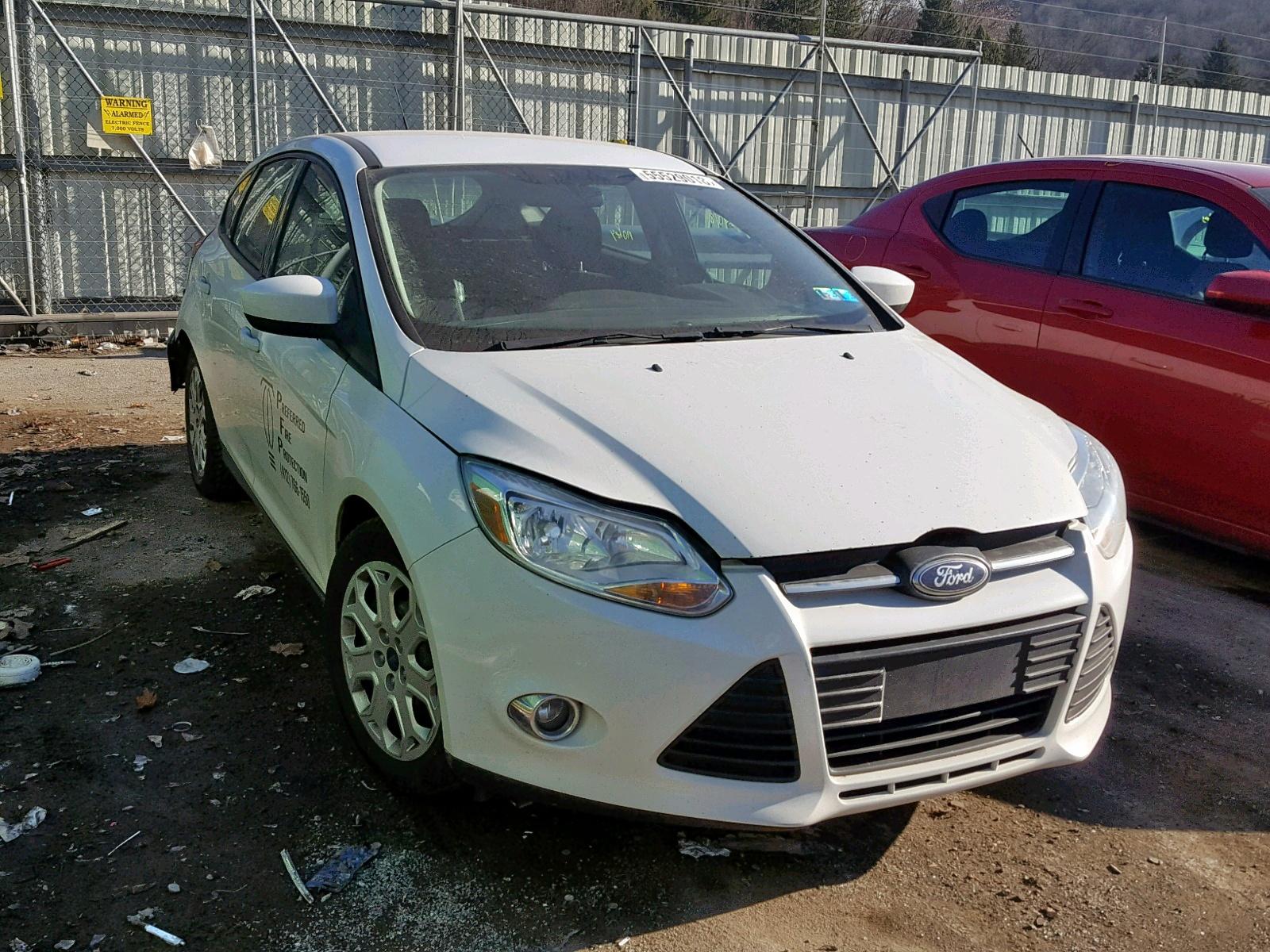 Voa Auto Auction >> Auto Auction Ended On Vin 1fahp3k23cl446389 2012