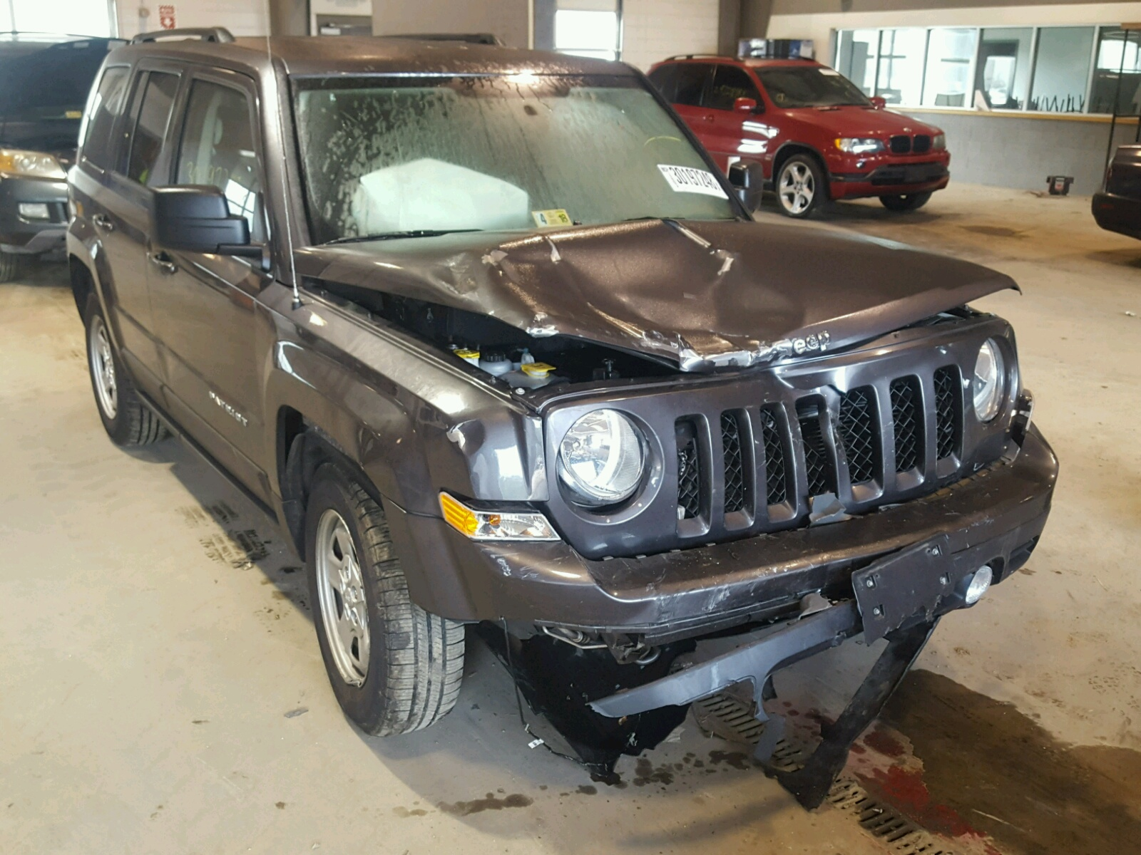 Auto Auction Ended on VIN 1J4GK58K33W 2003 JEEP LIBERTY in CA