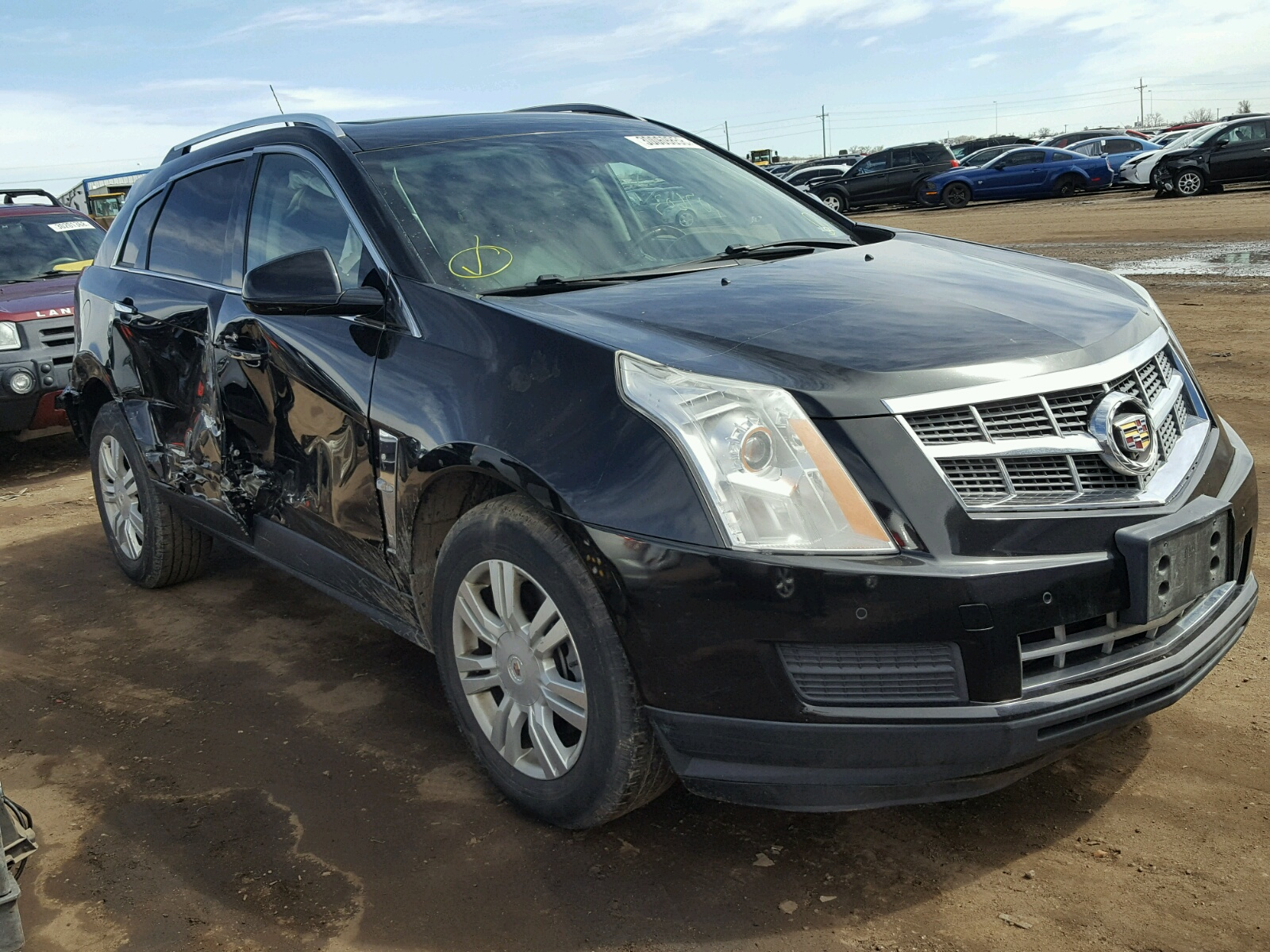 review expert used cadillac stevenson mark vehicle srx of