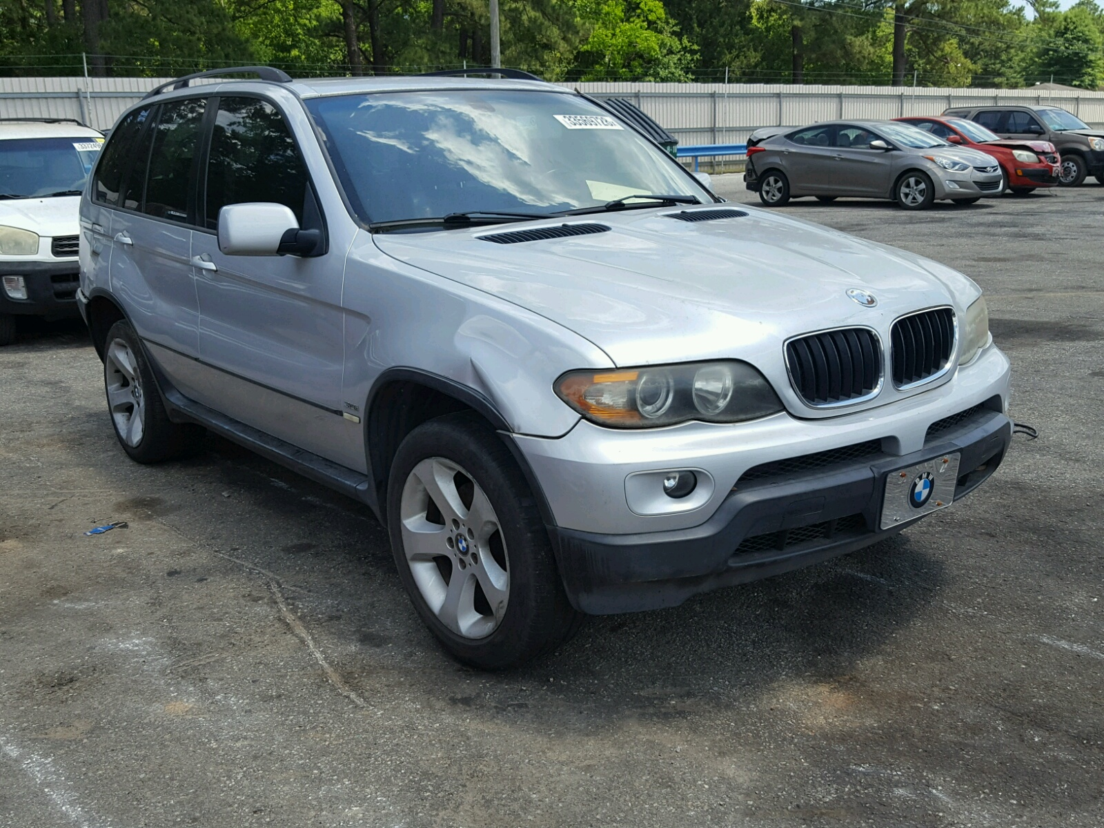 2005 Bmw X5 30I 30L 6 In AL Mobile 5UXFA13565LY22004 For Sale