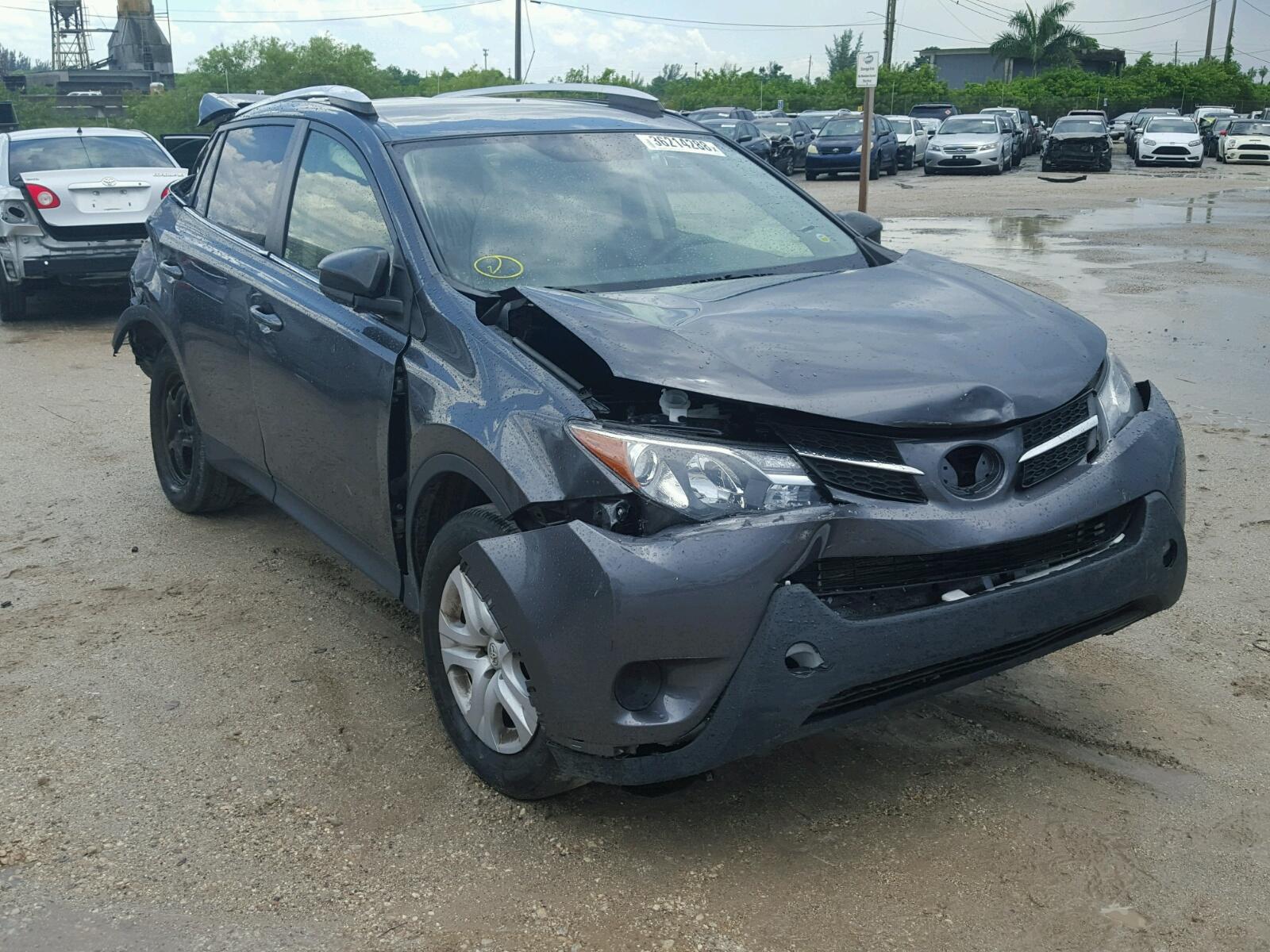 2015 Toyota Rav4 LE for sale at Copart West Palm Beach FL Lot