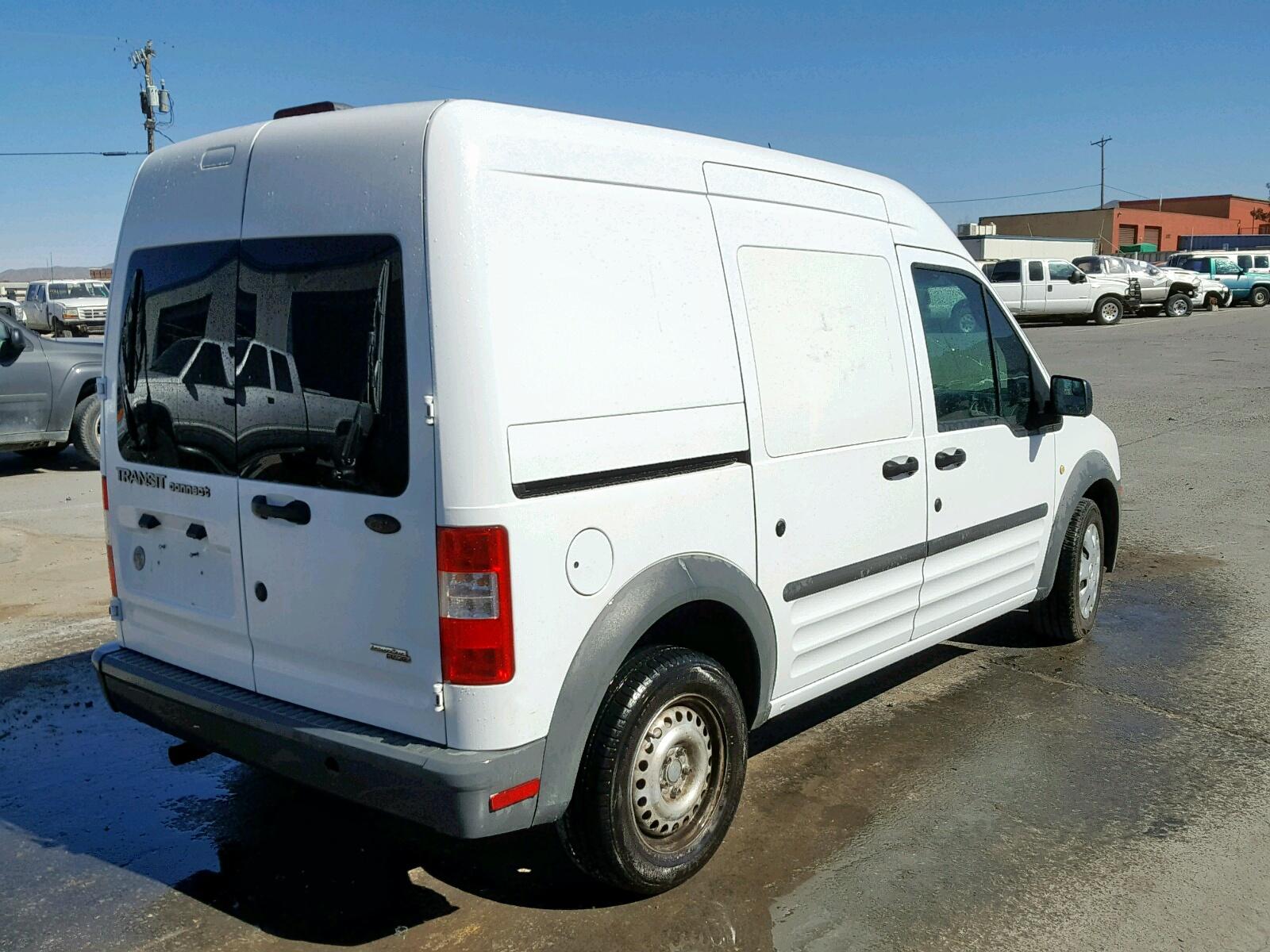 NM0LS7CN6CT096661 - 2012 Ford Transit Co 2.0L rear view
