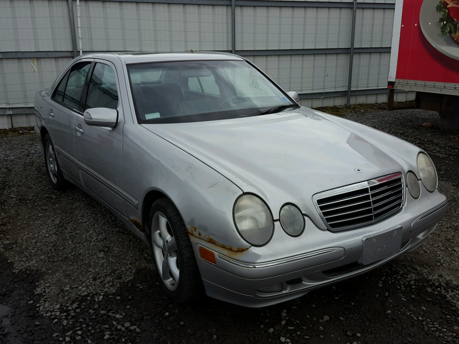 Auto auction ended on vin wddhf9ab3aa169288 2010 mercedes for Mercedes benz somerville