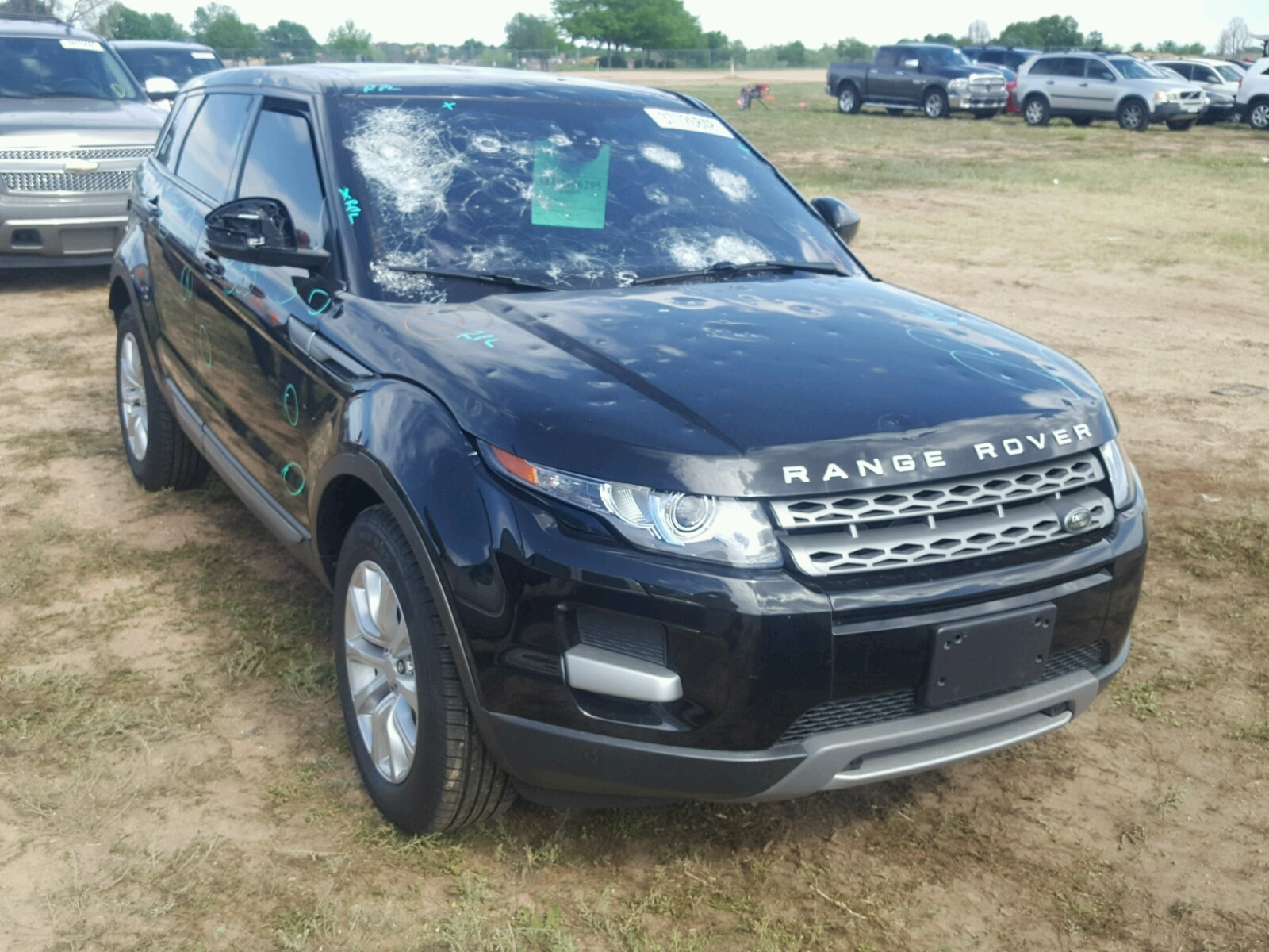 2015 Land Rover Range Rover for sale at Copart Colorado Springs CO