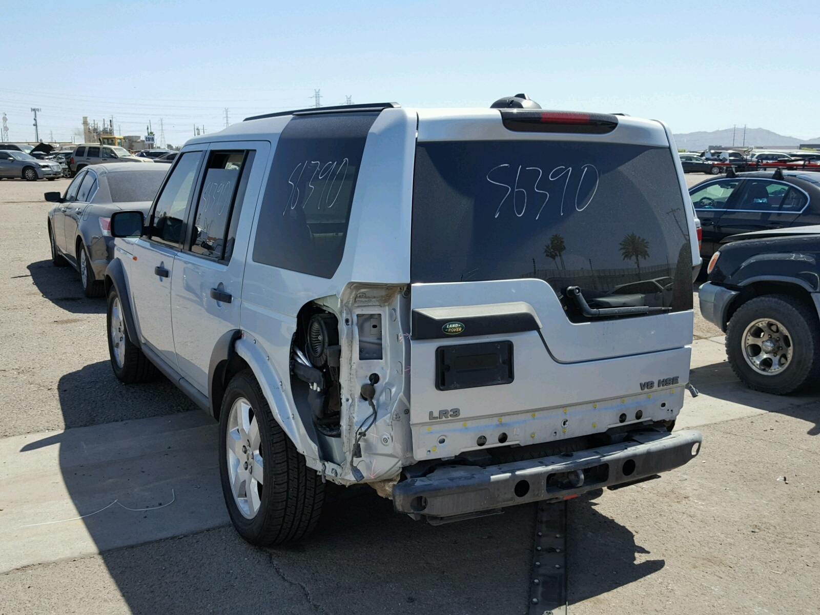 on carfinder auction vin rove sale ca lot en auto junk for hayward copart hse range auctions land ended rover receipt landrover online