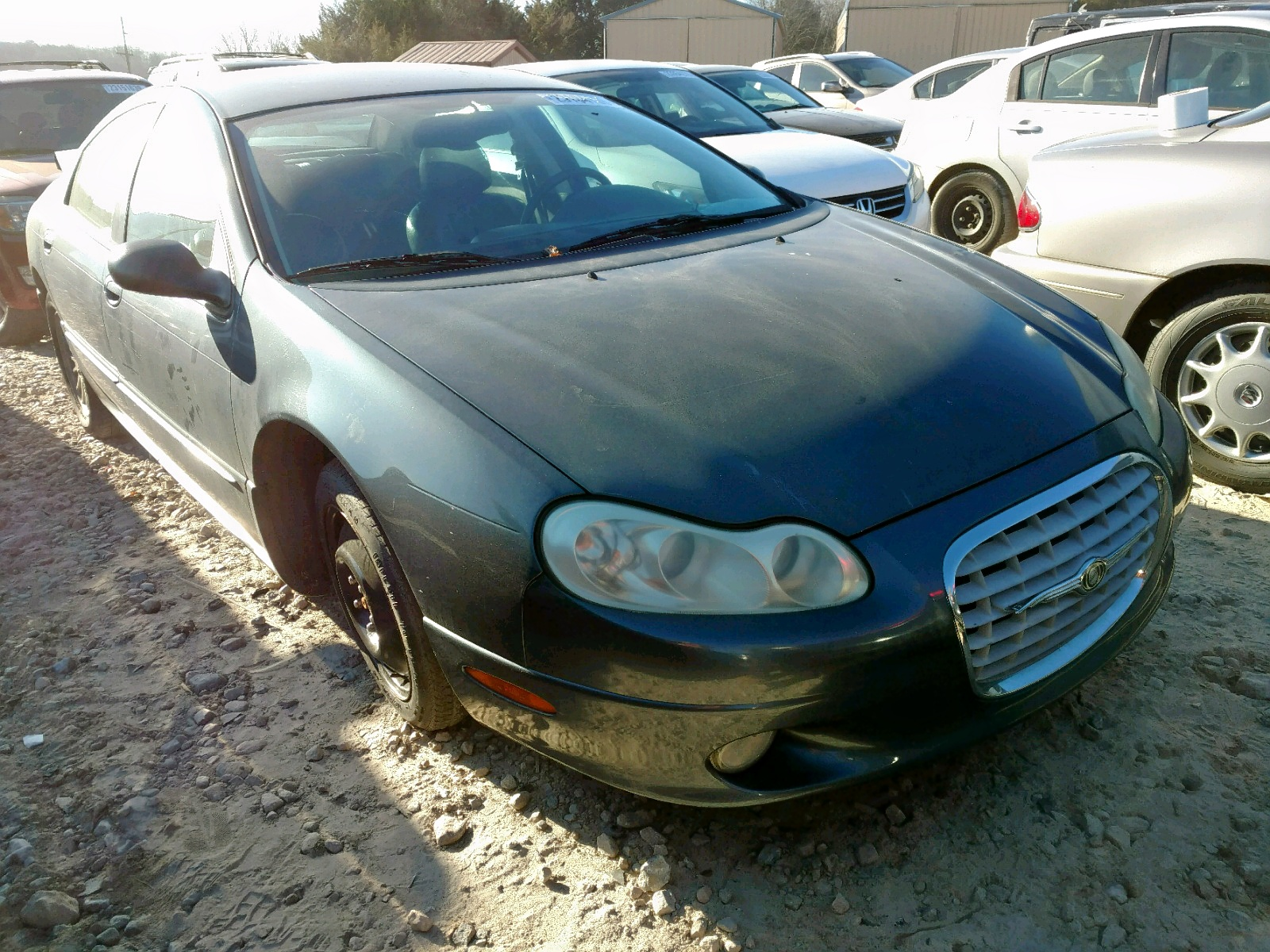 Salvage 2002 Chrysler CONCORDE L for sale