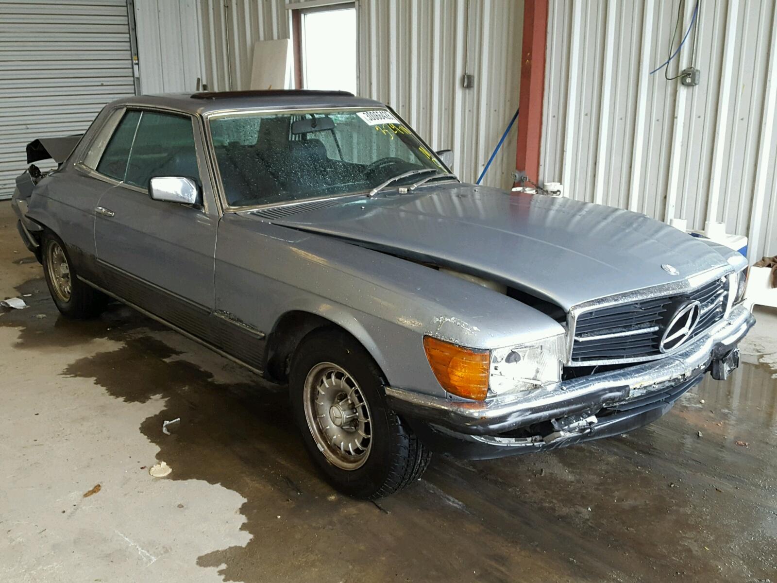 Auto auction ended on vin 12312312108476 1979 mercedes for Mercedes benz davenport iowa