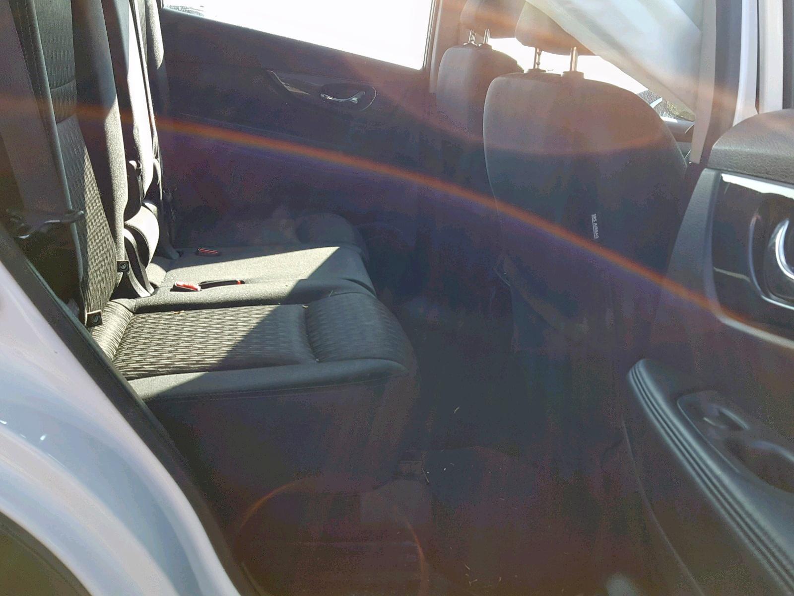 2017 Nissan Rogue S 2 5L 4 in NC - Mocksville