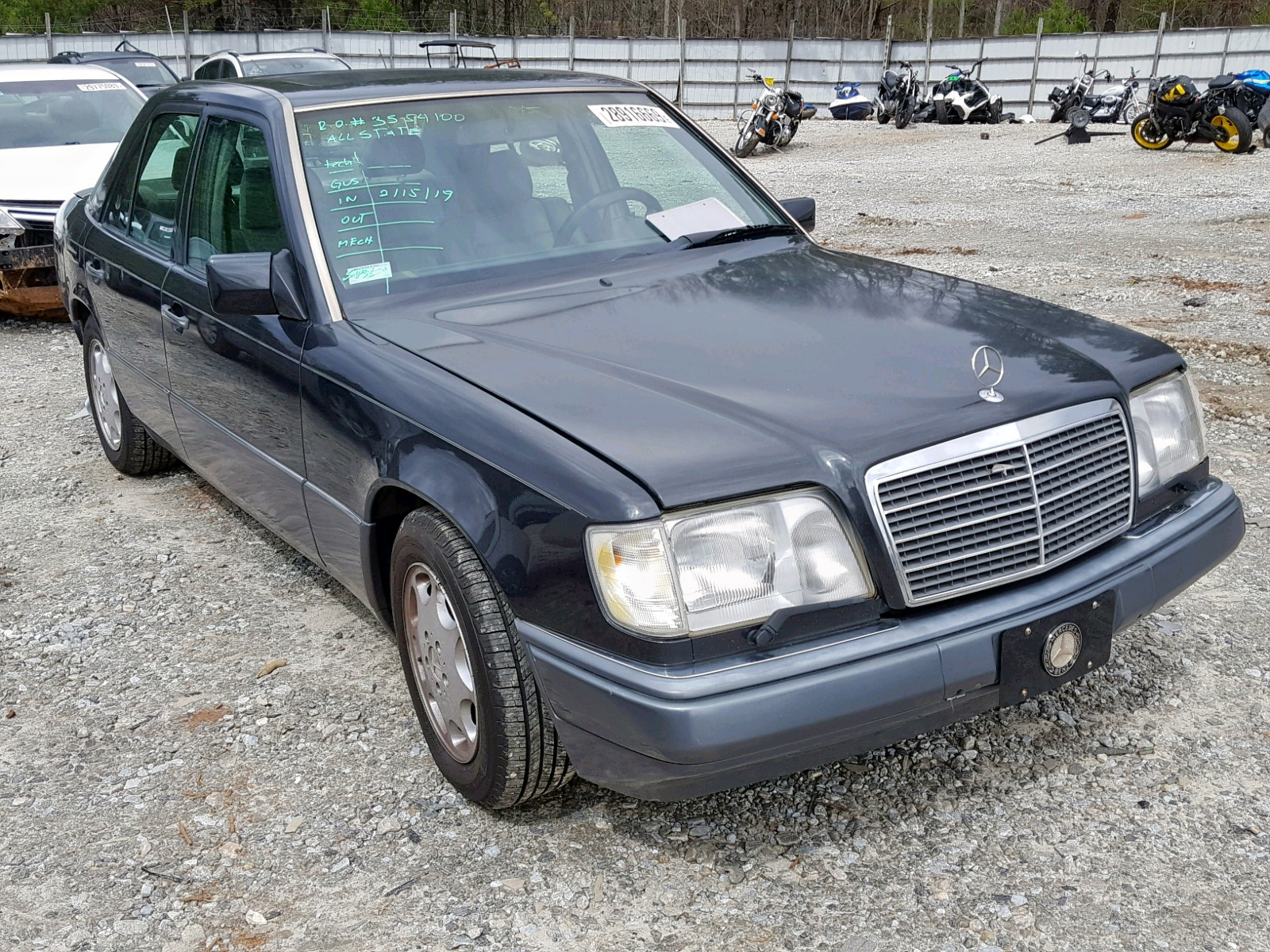 Salvage 1994 Mercedes-Benz E 420 for sale