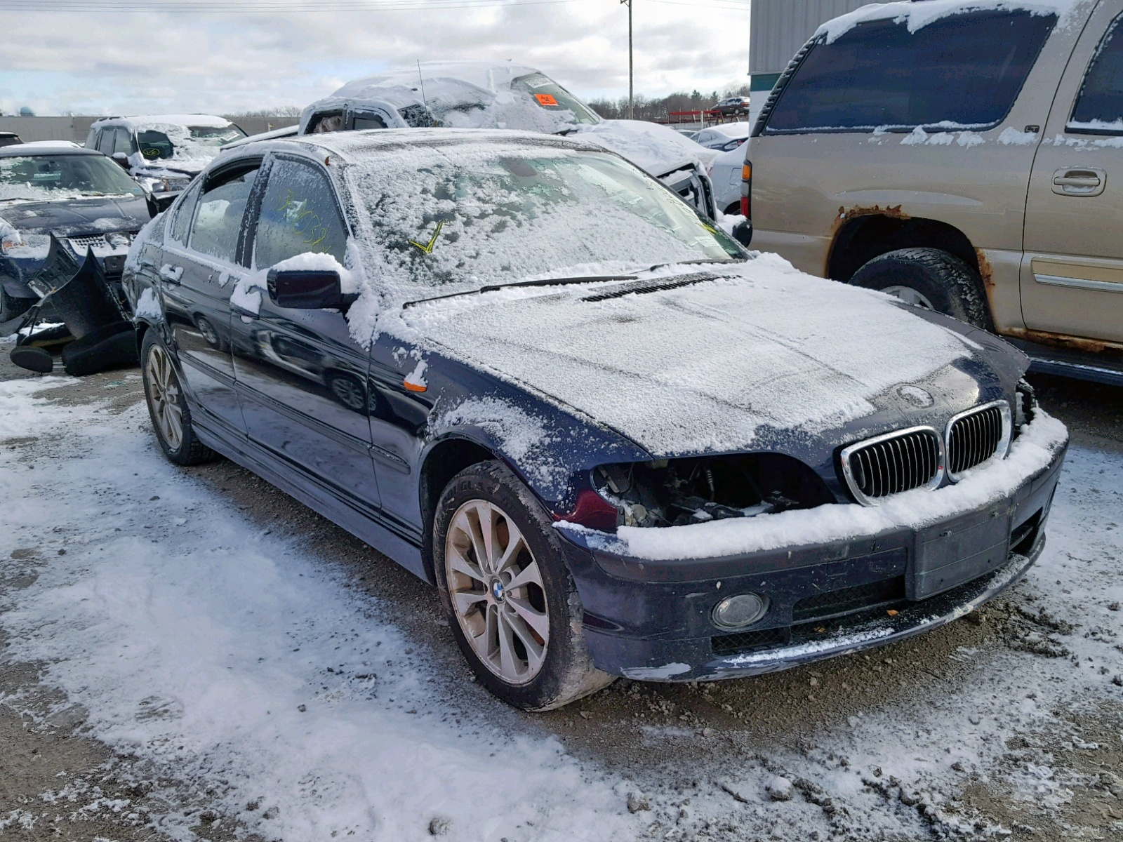 2003 Bmw 330 Xi 3 0L 6 in NY - Rochester