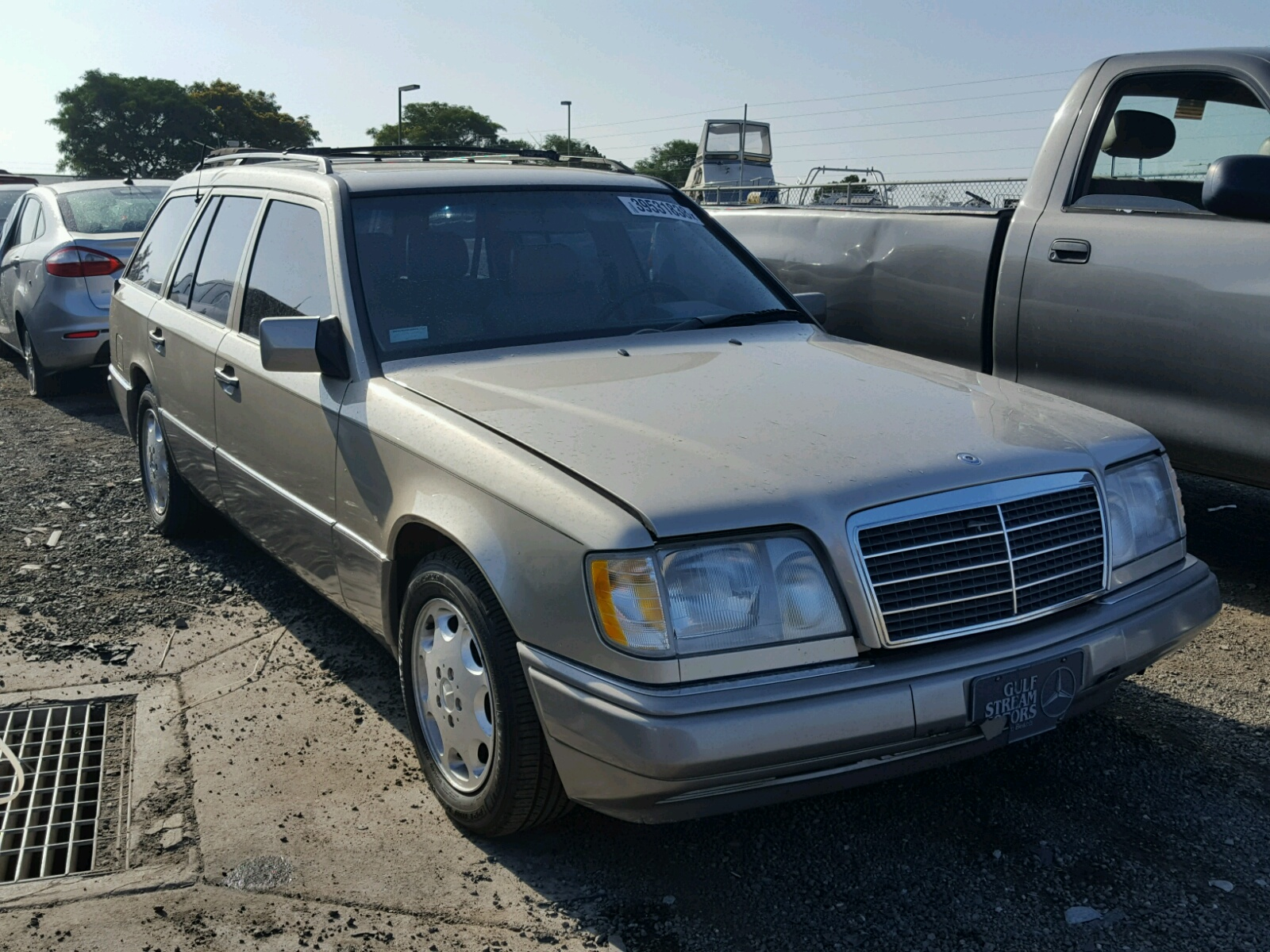 1994 Mercedes Benz E 320 for sale at Copart San Diego CA Lot