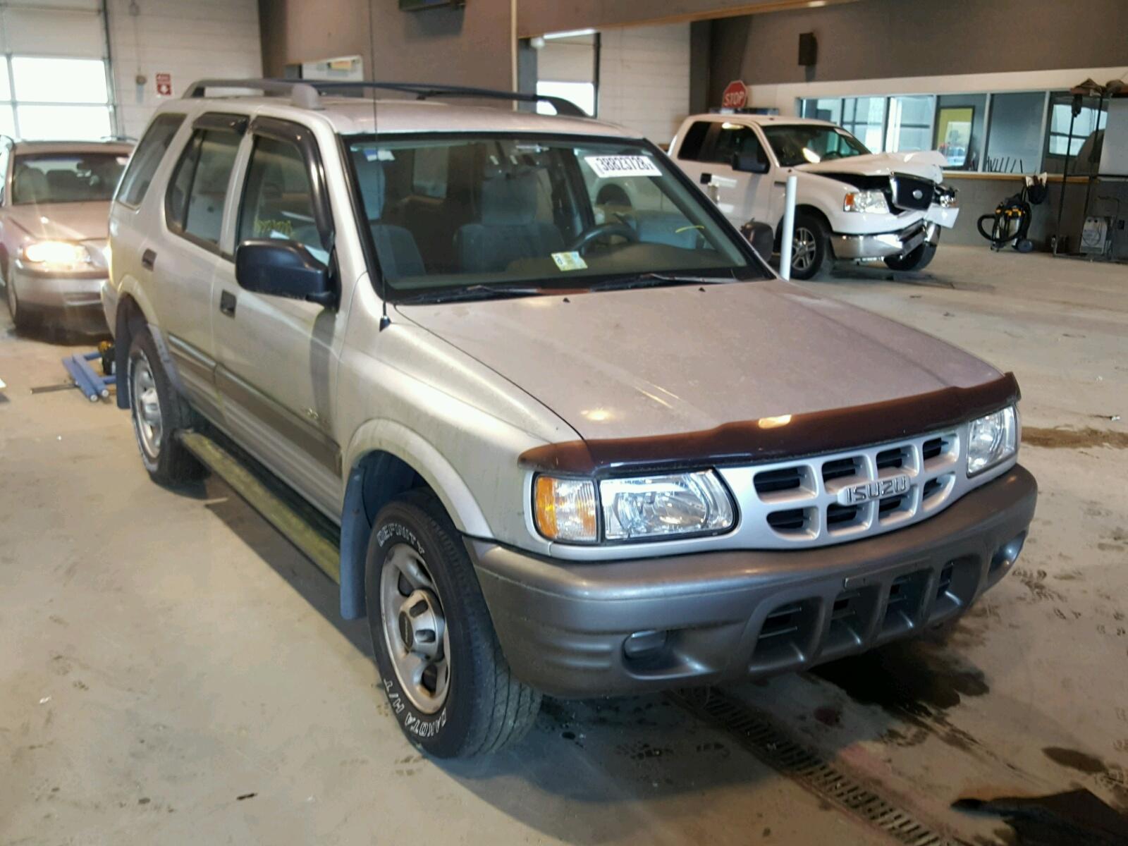 auto auction ended on vin 4s2ck58d4y4350574 2000 isuzu rh autobidmaster com