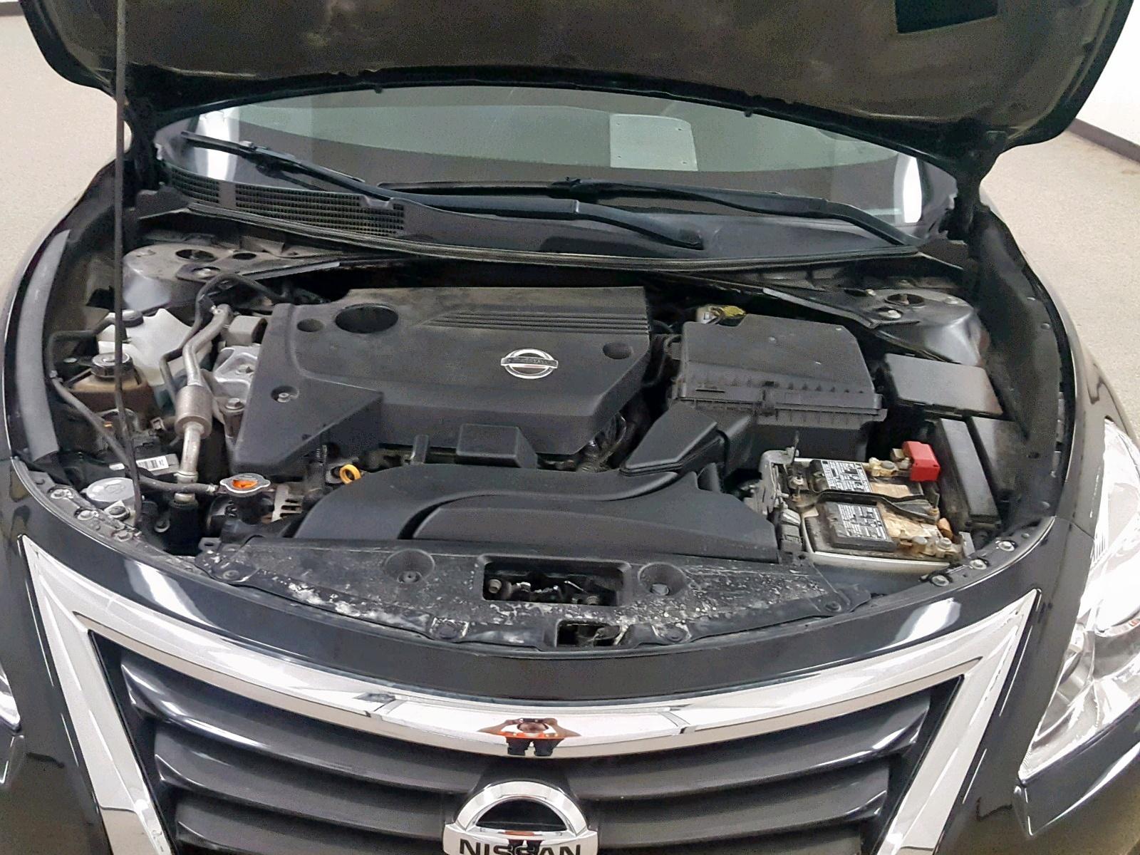 1N4AL3AP7DC286142 - 2013 Nissan Altima 2.5 2.5L inside view