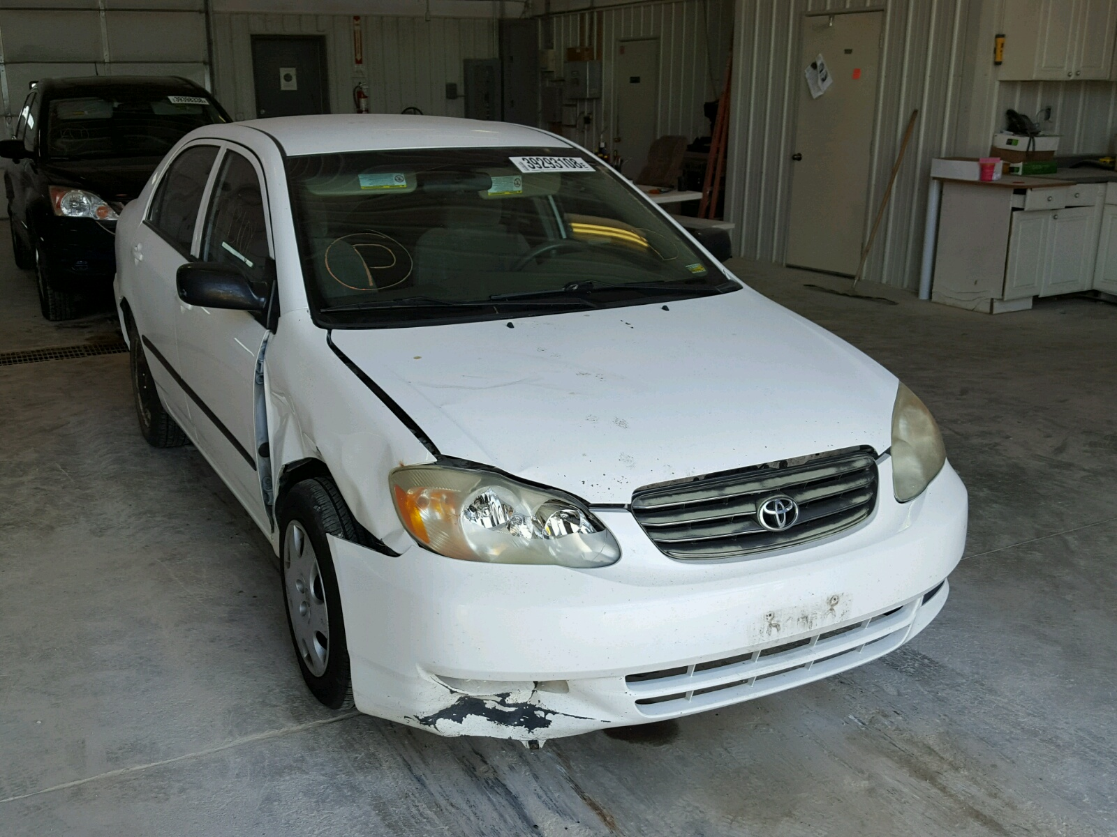 2003 Toyota Corolla CE for sale at Copart Columbia MO Lot