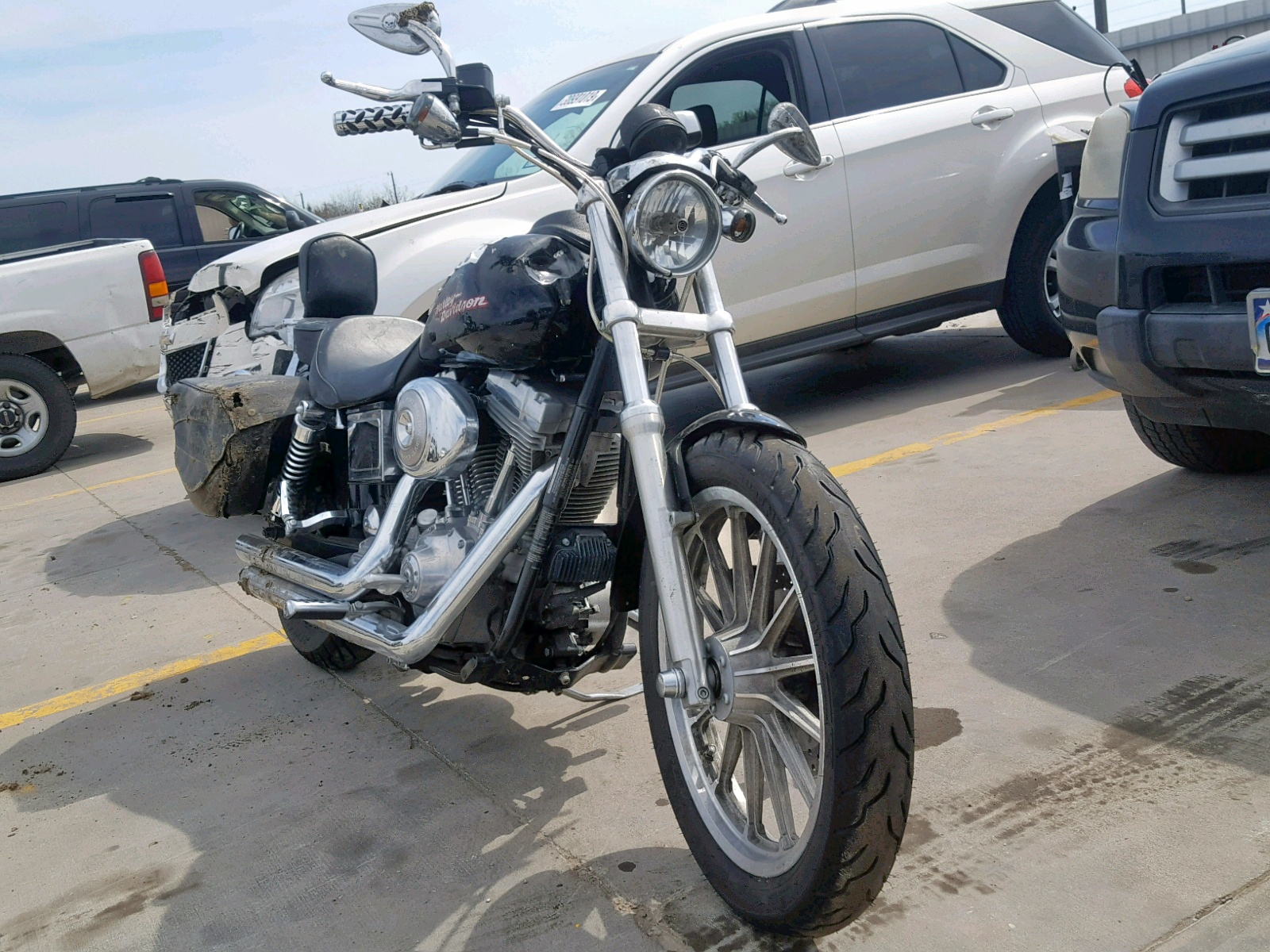 Salvage 2004 Harley-Davidson FXDI for sale