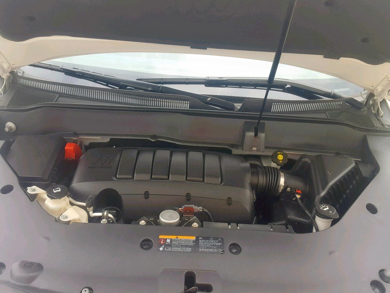 5GAKRBKD2FJ121885 - 2015 Buick Enclave 3.6L inside view