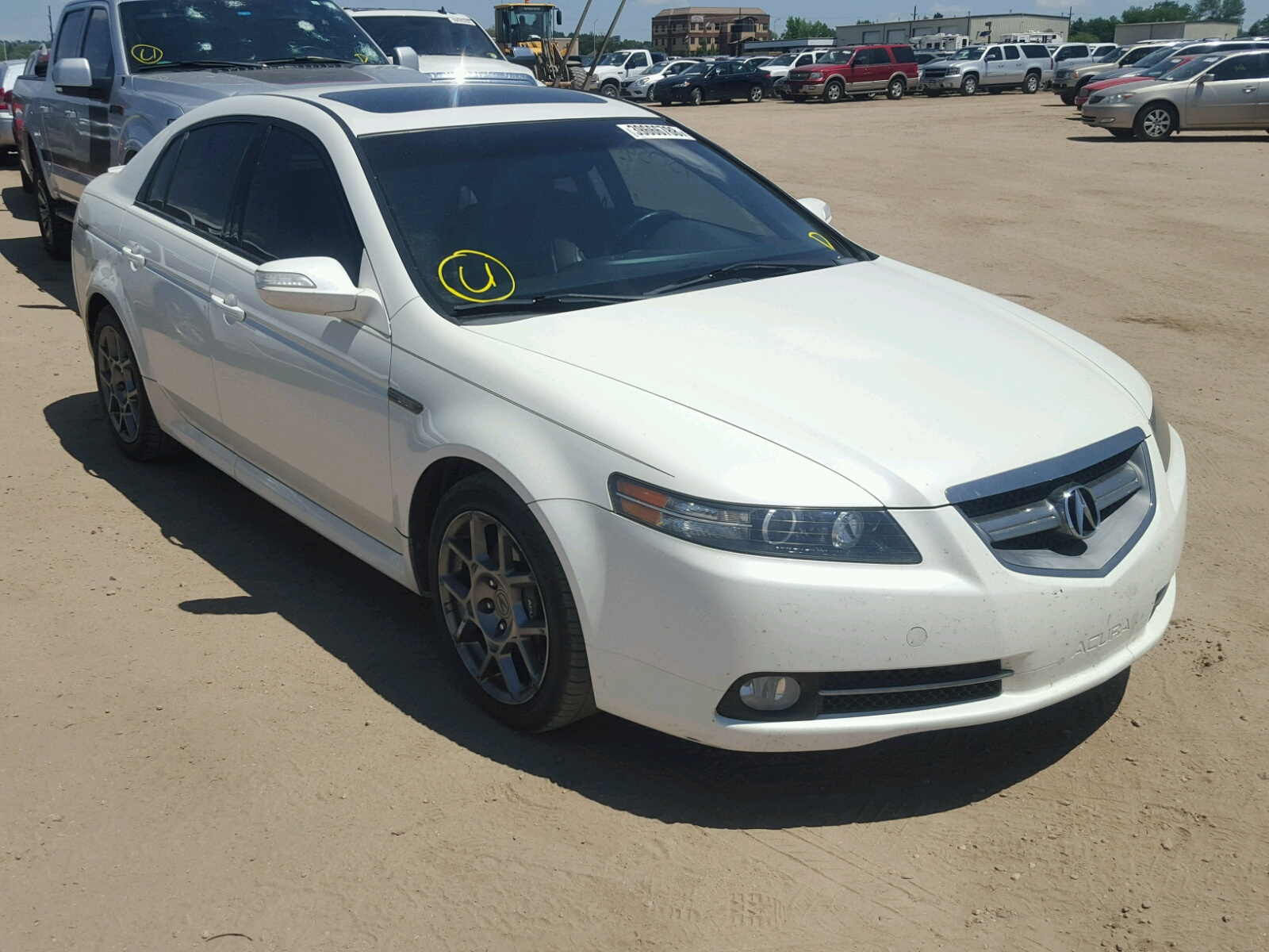 Acura TL Type S For Sale At Copart Littleton CO Lot - Acura type s for sale