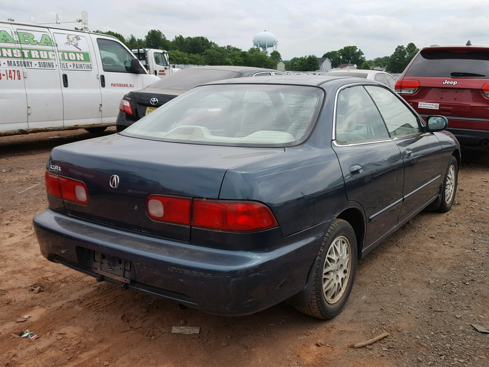 Acura Integra LS For Sale At Copart Hillsborough NJ Lot - Acura integra for sale in nj