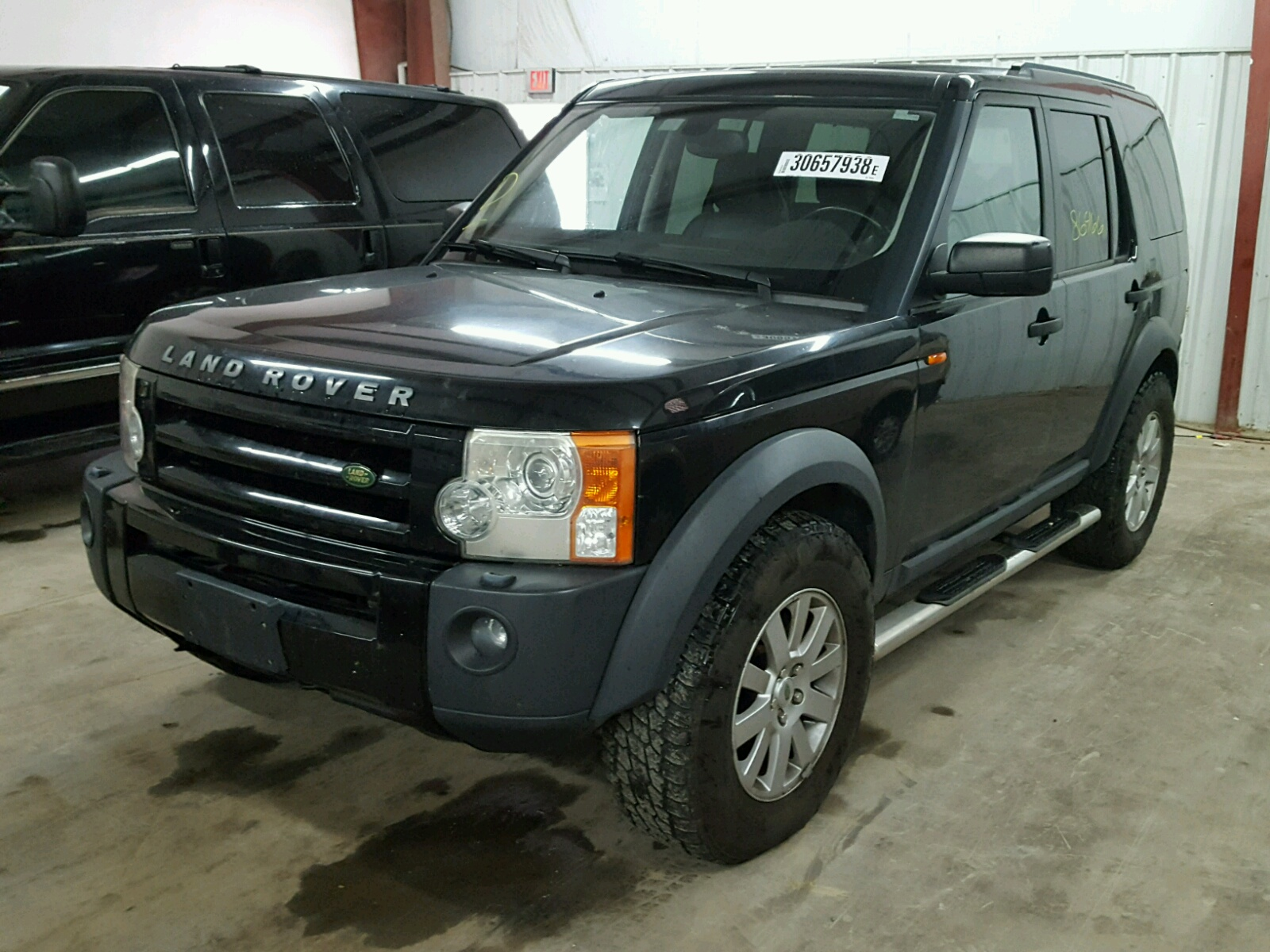en ga in hse auto online lot auctions copart landrover for blue on se savannah sale carfinder salvage land rover cert of title