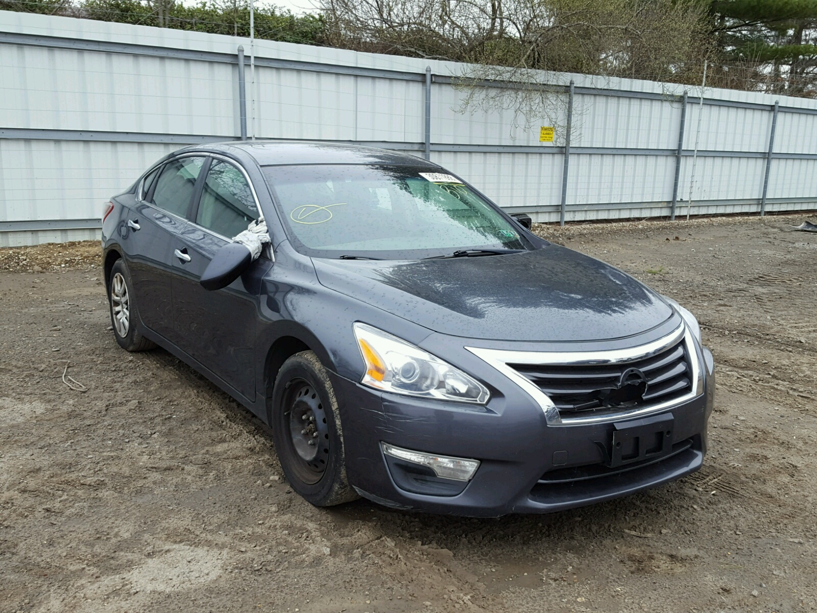 certificate online carfinder salvage sikeston altima nissan auctions sale title of on en white mo for auto lot in copart view left