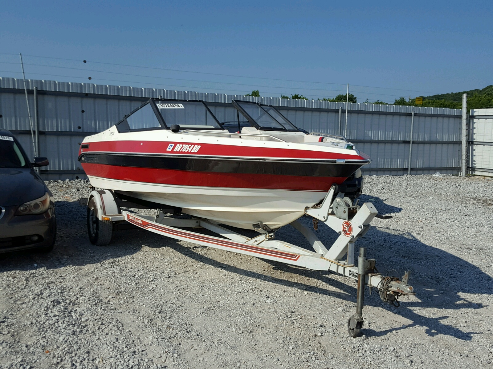 Salvage 1988 Other 175XL for sale