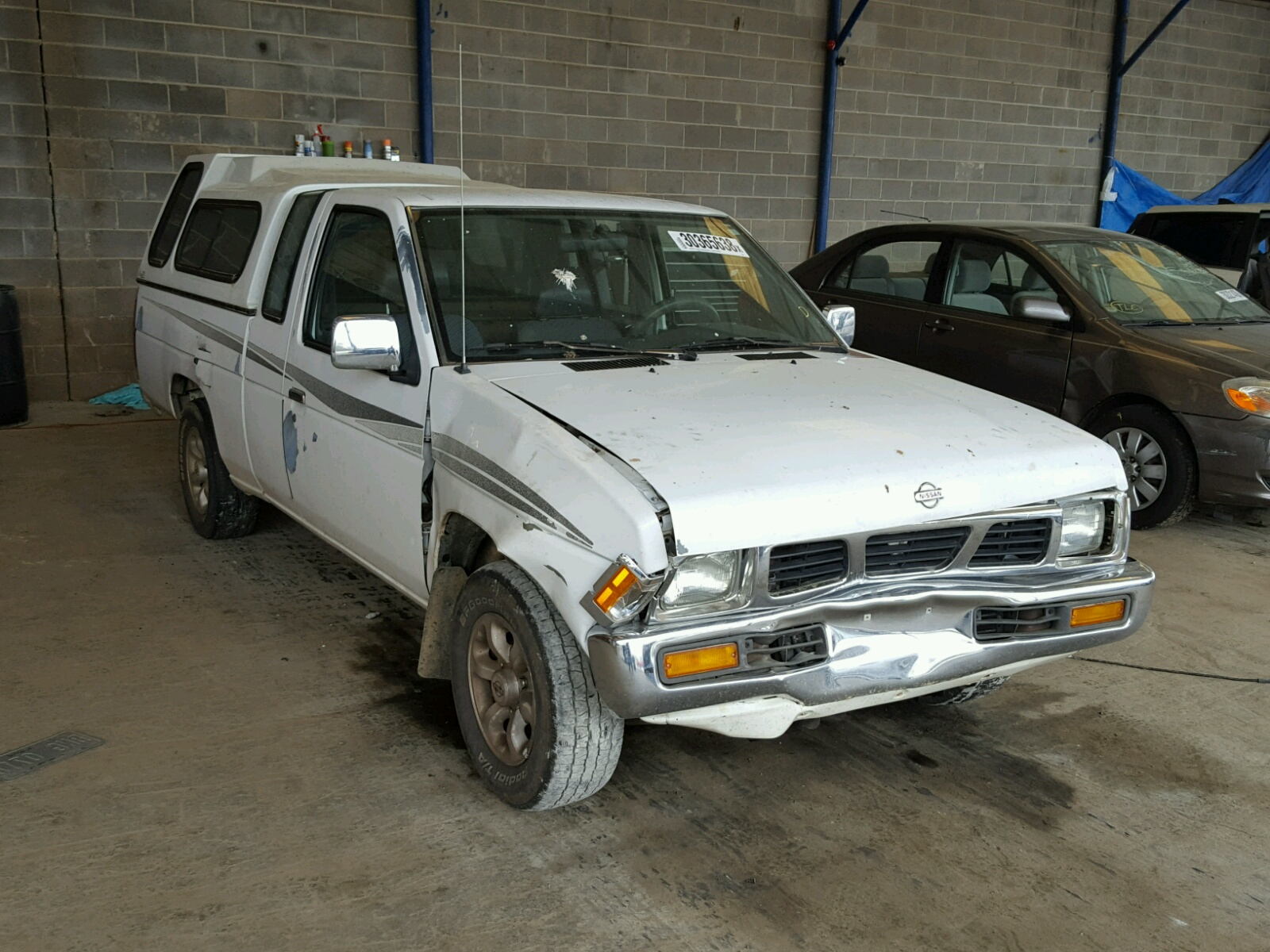 at sale for base truck nissan mercedes pickup cars lot tx copart