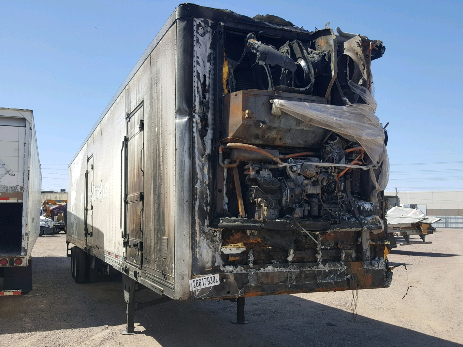 click here to view 2009 ARO TRAILER at IBIDSAFELY