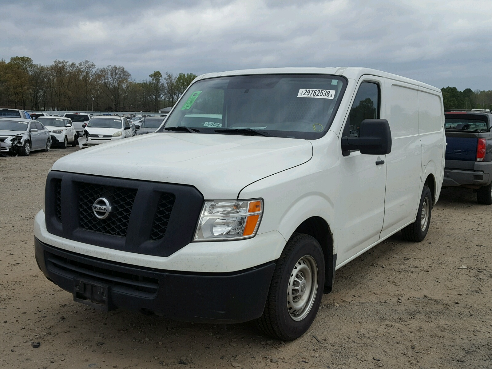 used 2016 nissan nv 1500 s st for sale in conway. Black Bedroom Furniture Sets. Home Design Ideas
