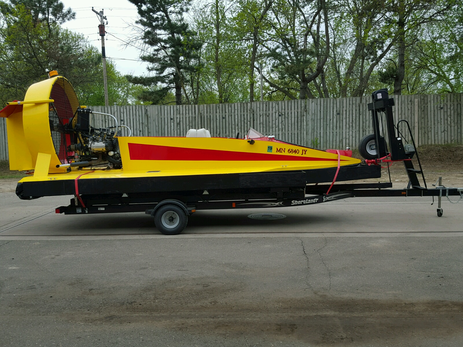 Salvage 2004 Hove UNIVERSAL for sale