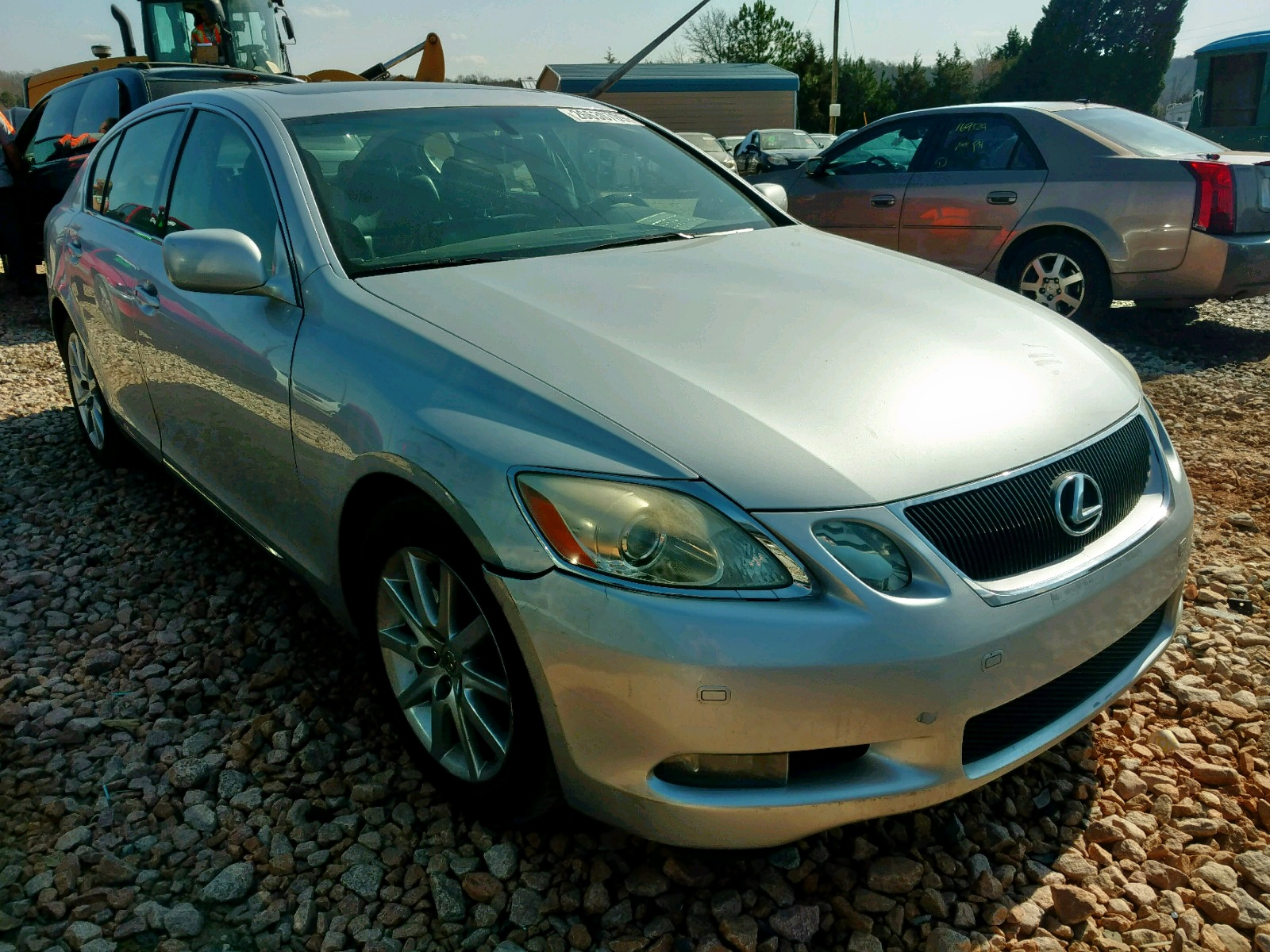 Salvage 2006 Lexus GS GENERATION for sale