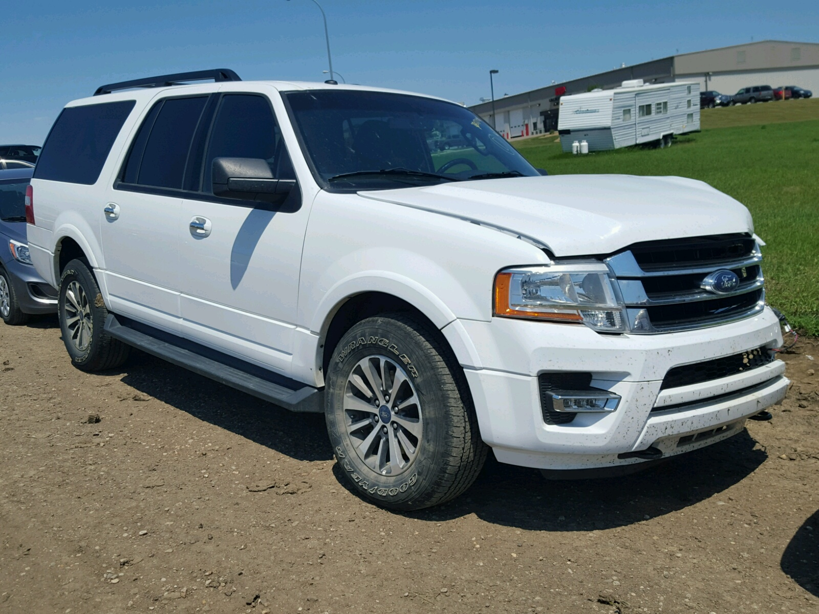 2017 Ford Expedition for sale at Copart Billings MT Lot