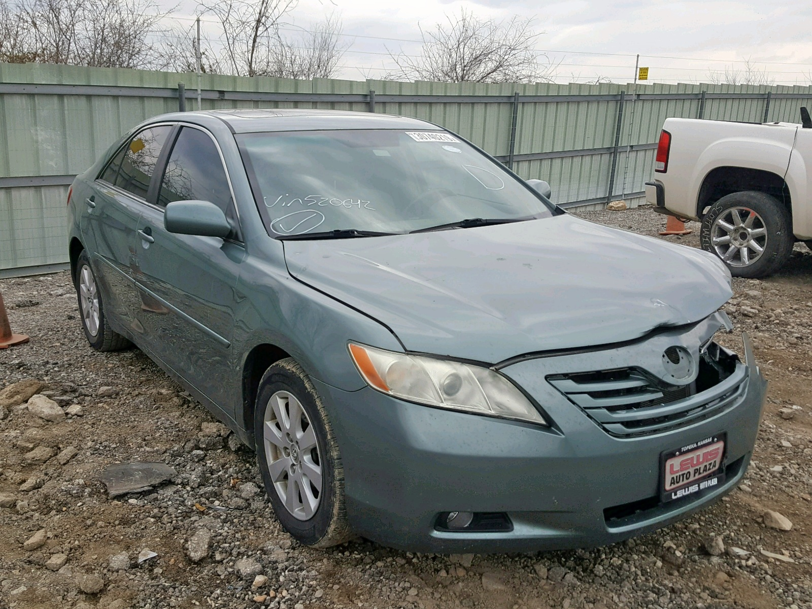 2007 Toyota Camry New 2 4l 4 For