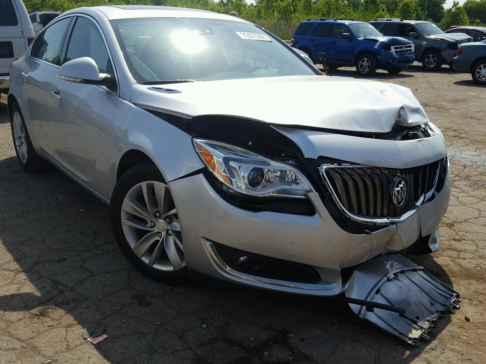 Buick Regal: Vehicle Identification Number (VIN)