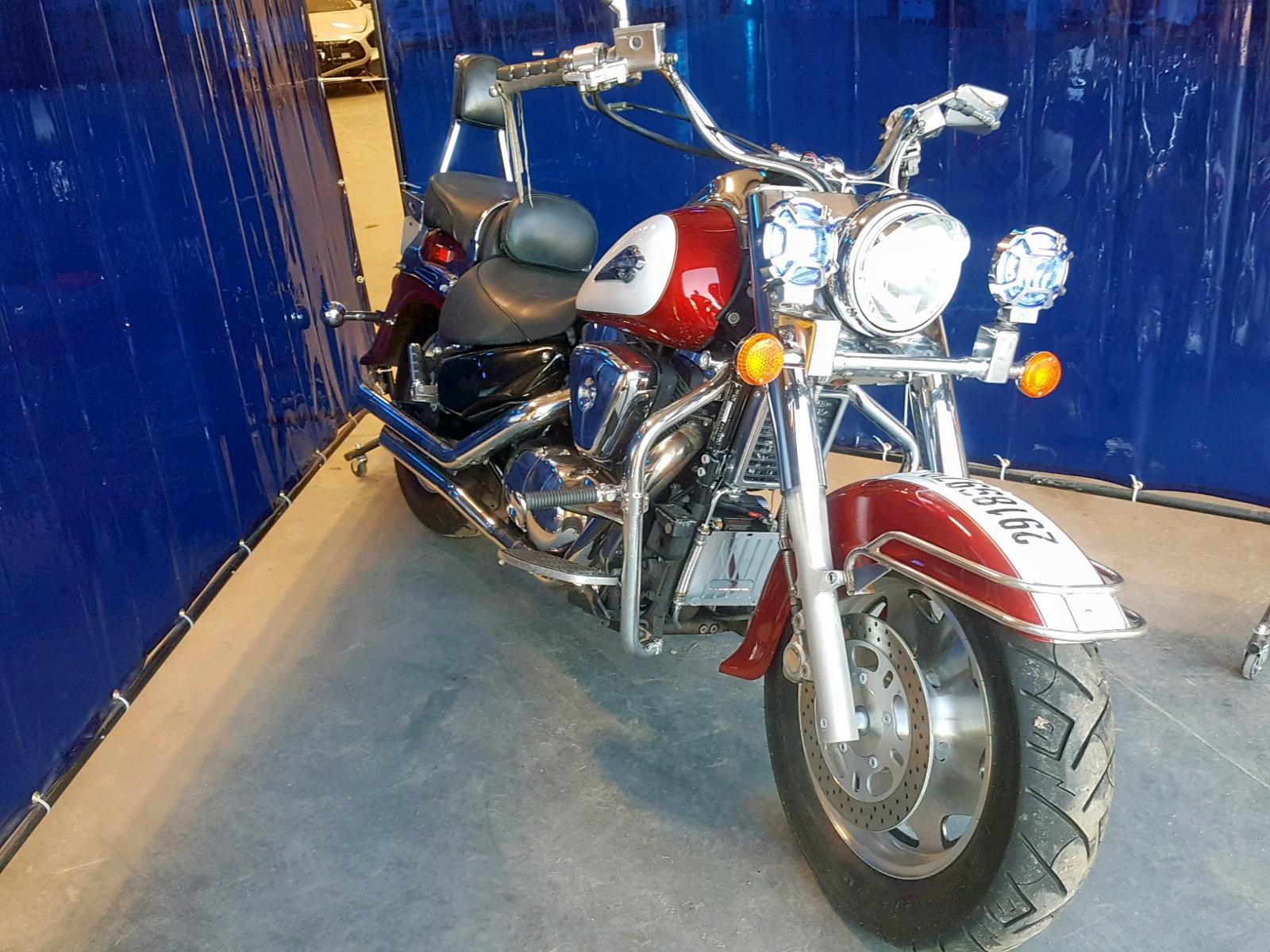 Salvage 1999 Suzuki VL1500 for sale