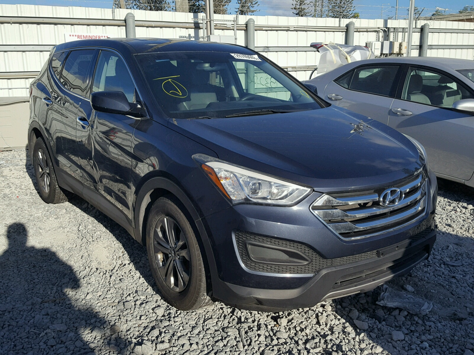 auctions hyundai in en sale auto of on black view online indianapolis carfinder copart se cert lot elantra salvage left title